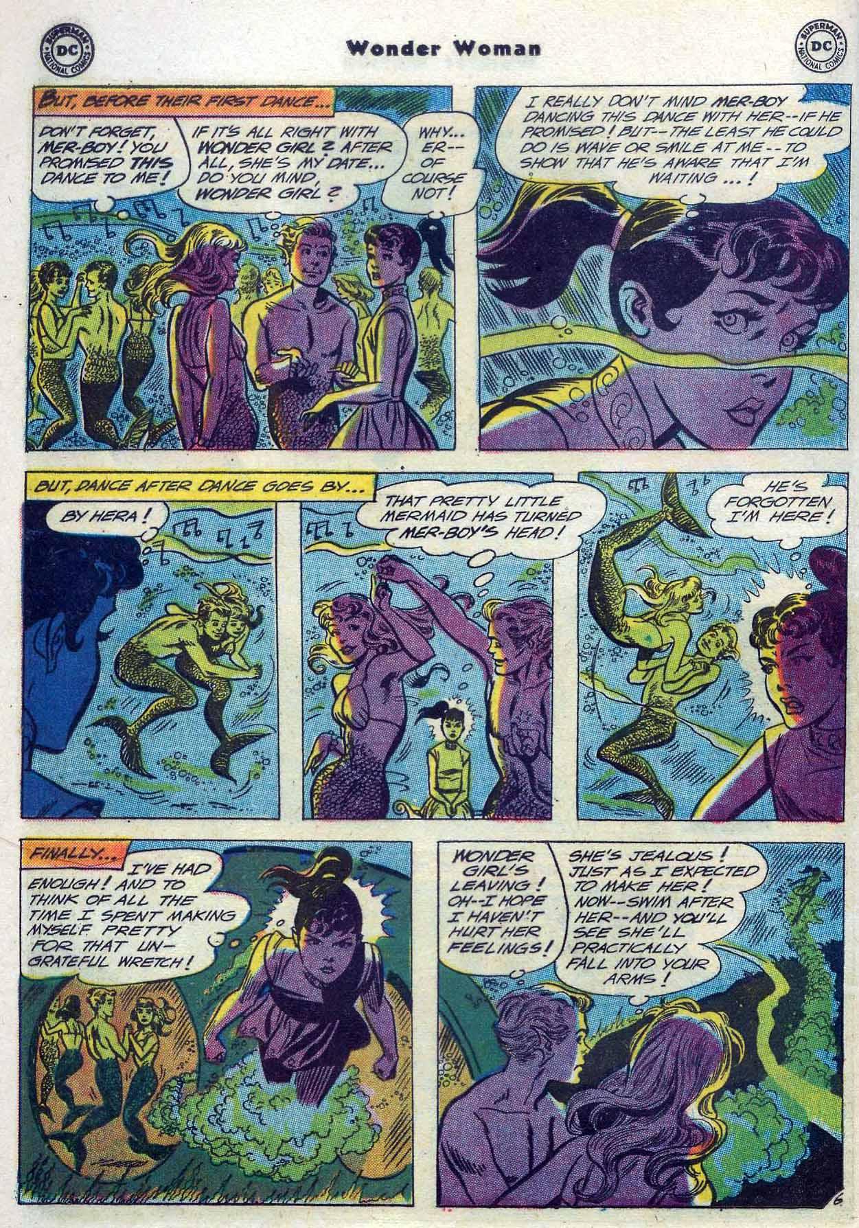 Read online Wonder Woman (1942) comic -  Issue #116 - 8