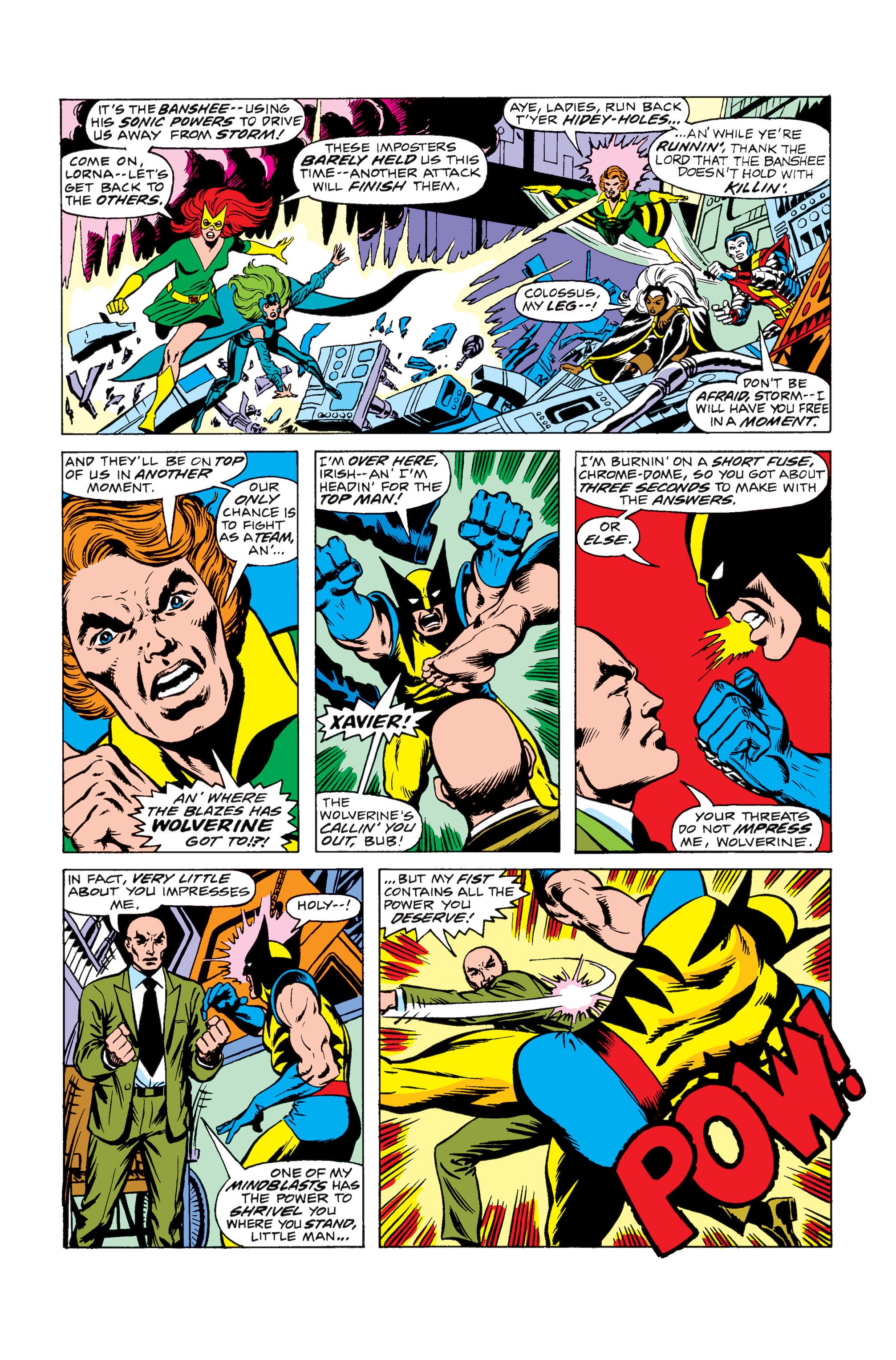 Uncanny X-Men (1963) 100 Page 7