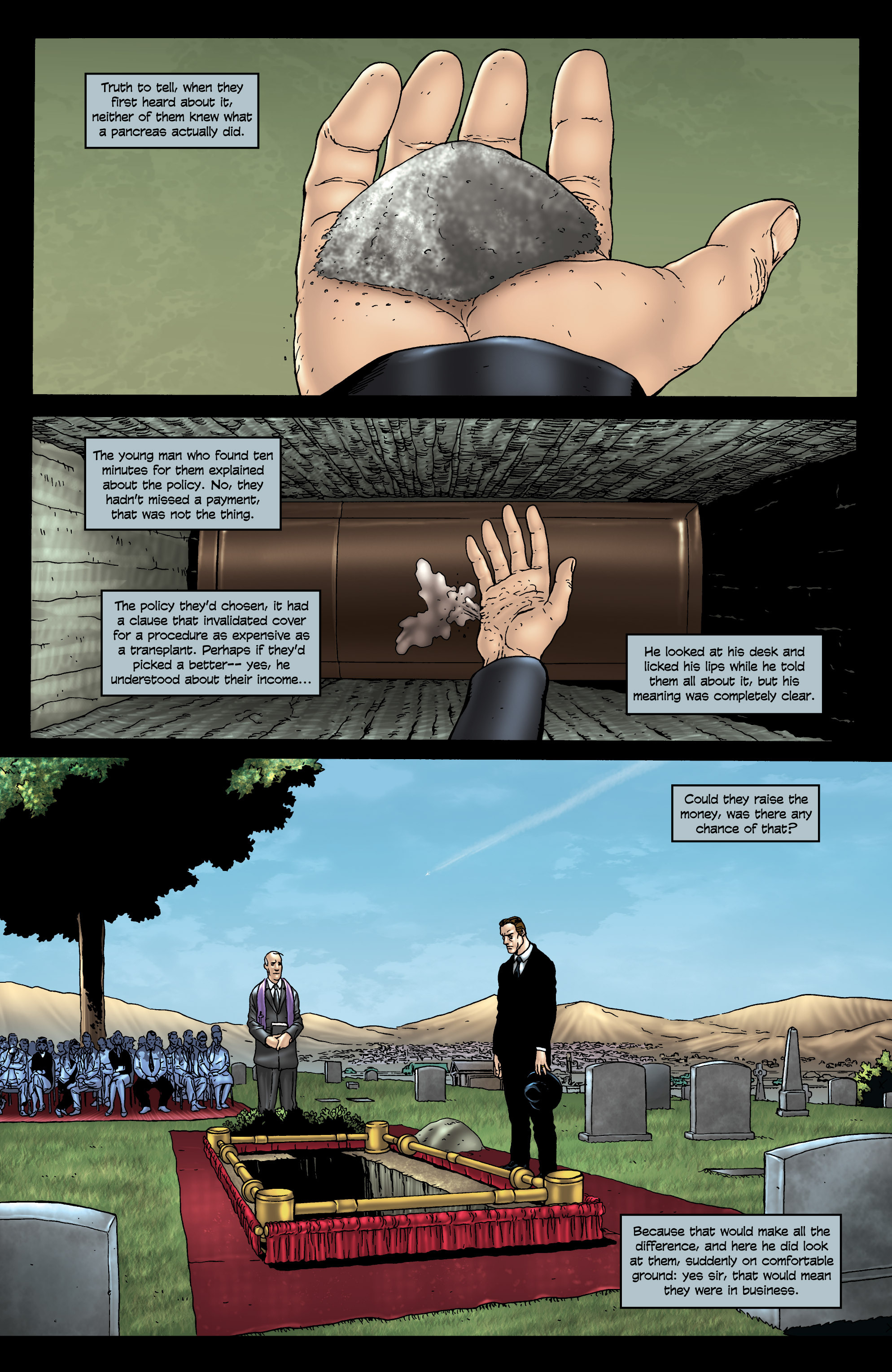 Read online 303 comic -  Issue #4 - 3