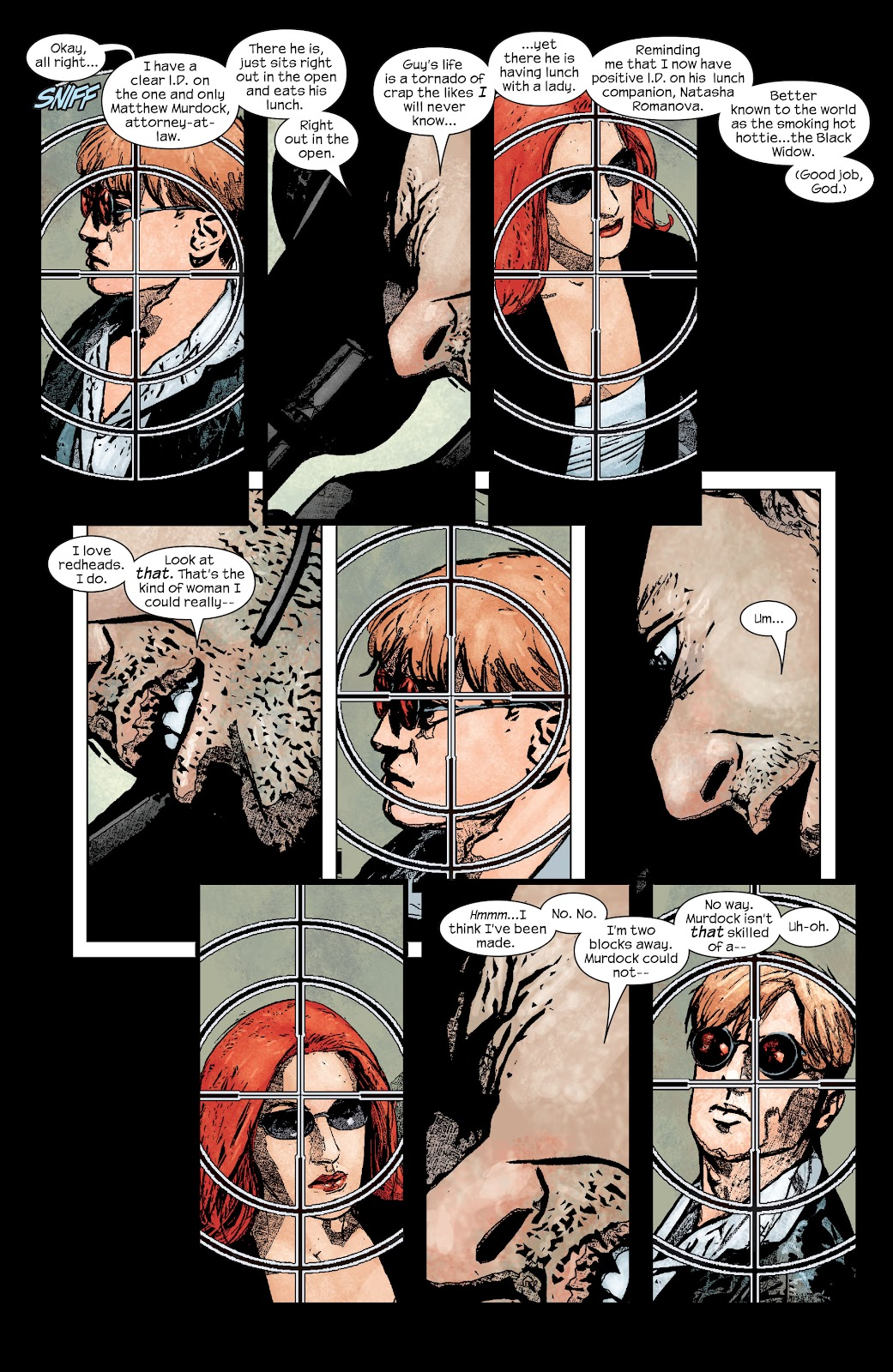 Read online Daredevil (1998) comic -  Issue # _Ultimate_Collection TPB 2 (Part 4) - 84