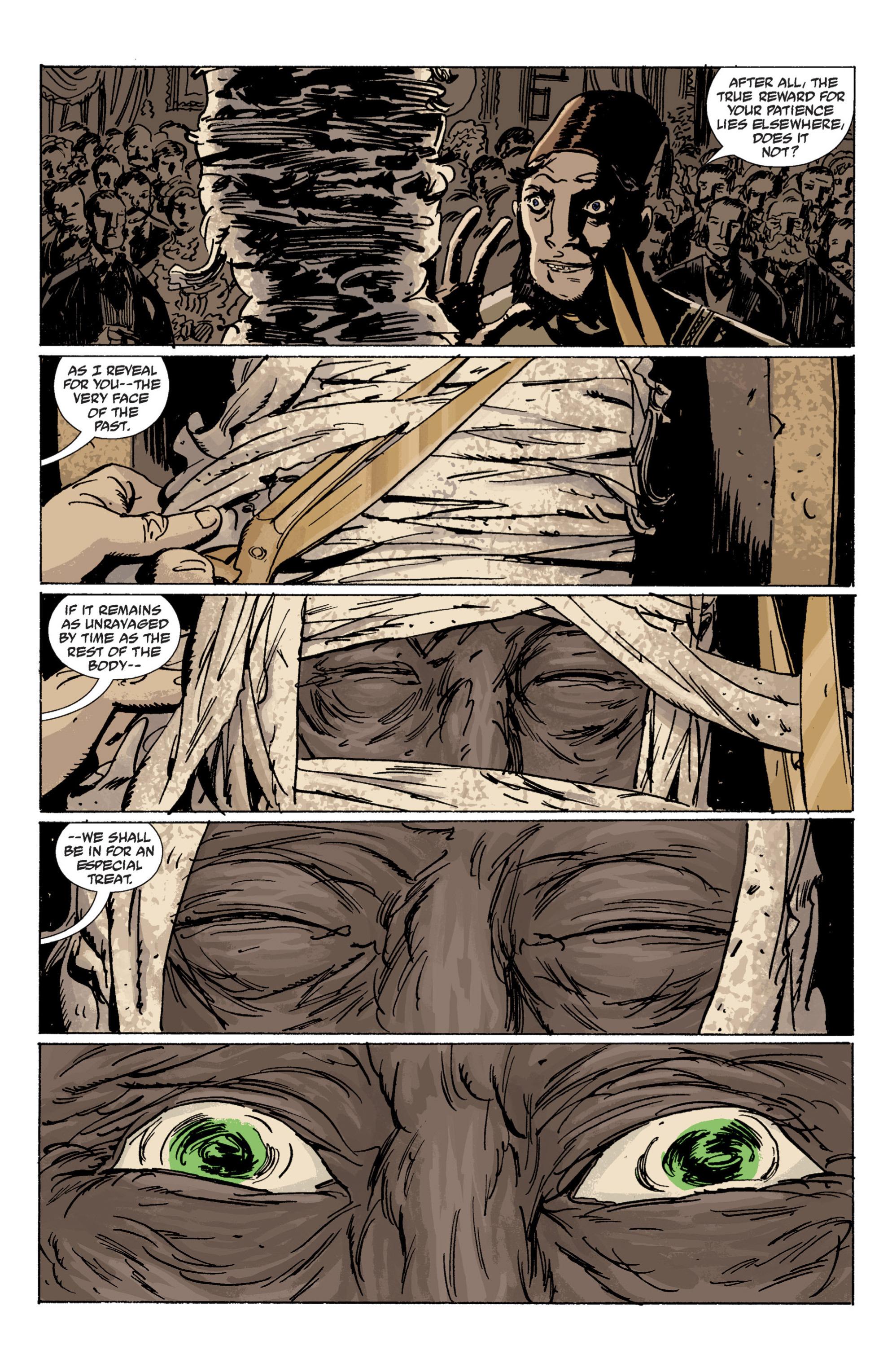 Read online B.P.R.D. (2003) comic -  Issue # TPB 7 - 13