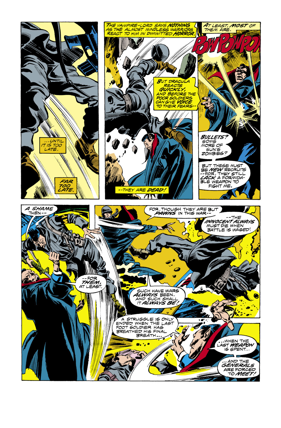 Tomb of Dracula (1972) issue 41 - Page 17