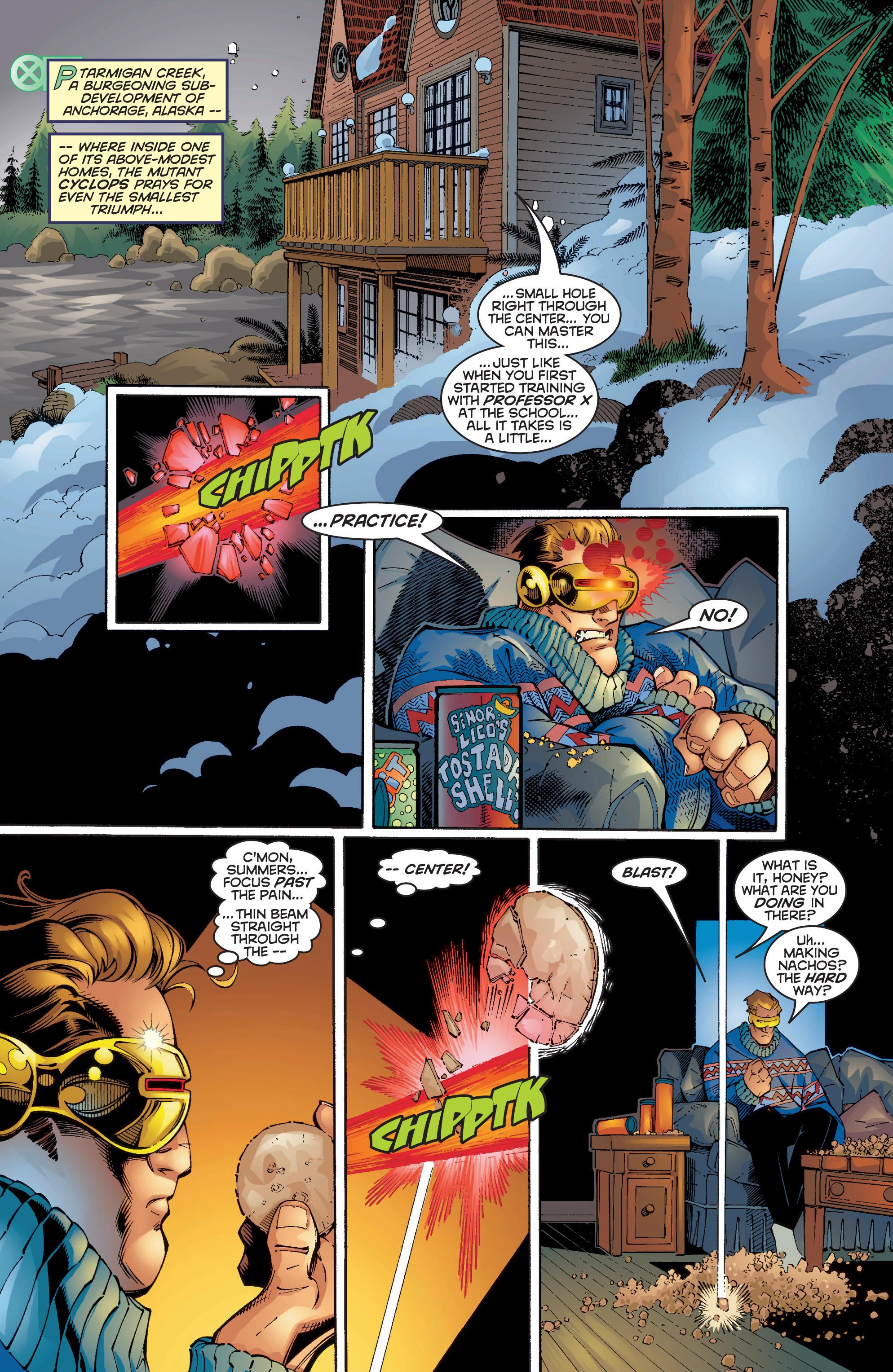 Read online Uncanny X-Men (1963) comic -  Issue #354 - 17