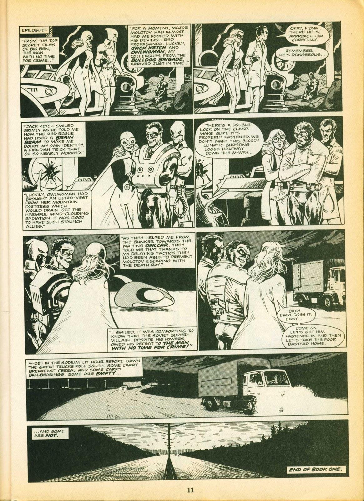 Warrior Issue #11 #12 - English 11