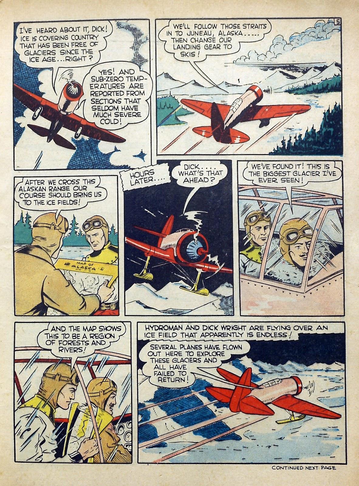 Reglar Fellers Heroic Comics issue 13 - Page 7
