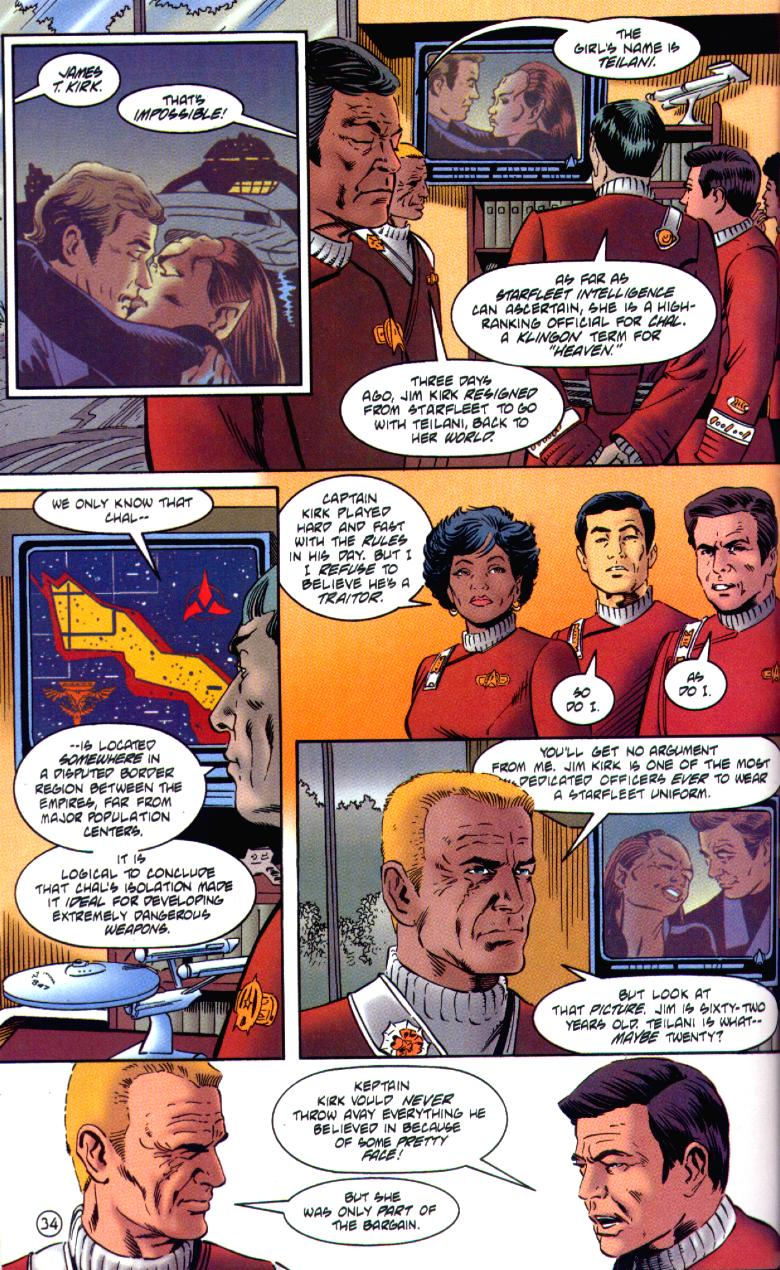 Read online Star Trek: The Ashes of Eden comic -  Issue # Full - 39