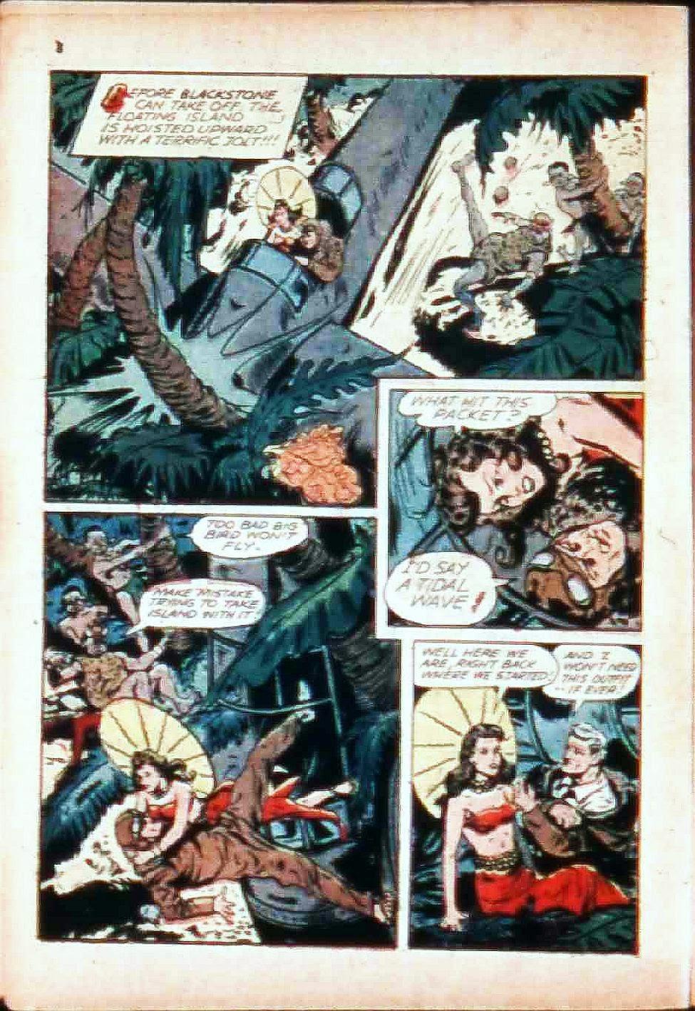 Read online Super-Magician Comics comic -  Issue #17 - 8