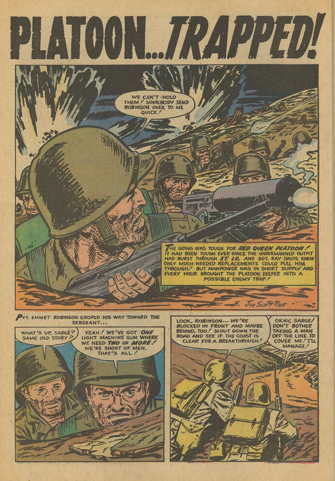 War Is Hell (1973) issue 5 - Page 26