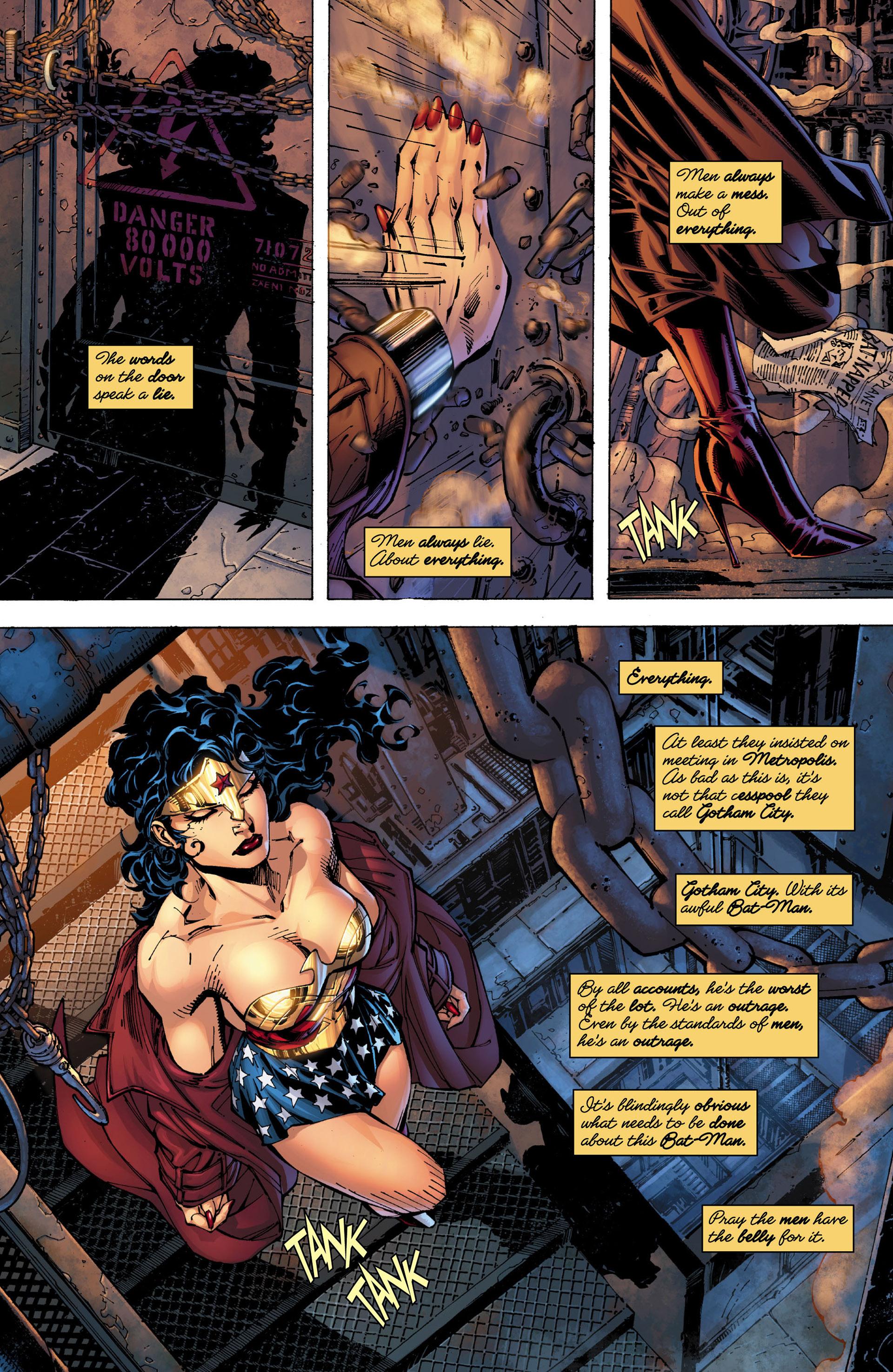Read online All Star Batman & Robin, The Boy Wonder comic -  Issue #5 - 3