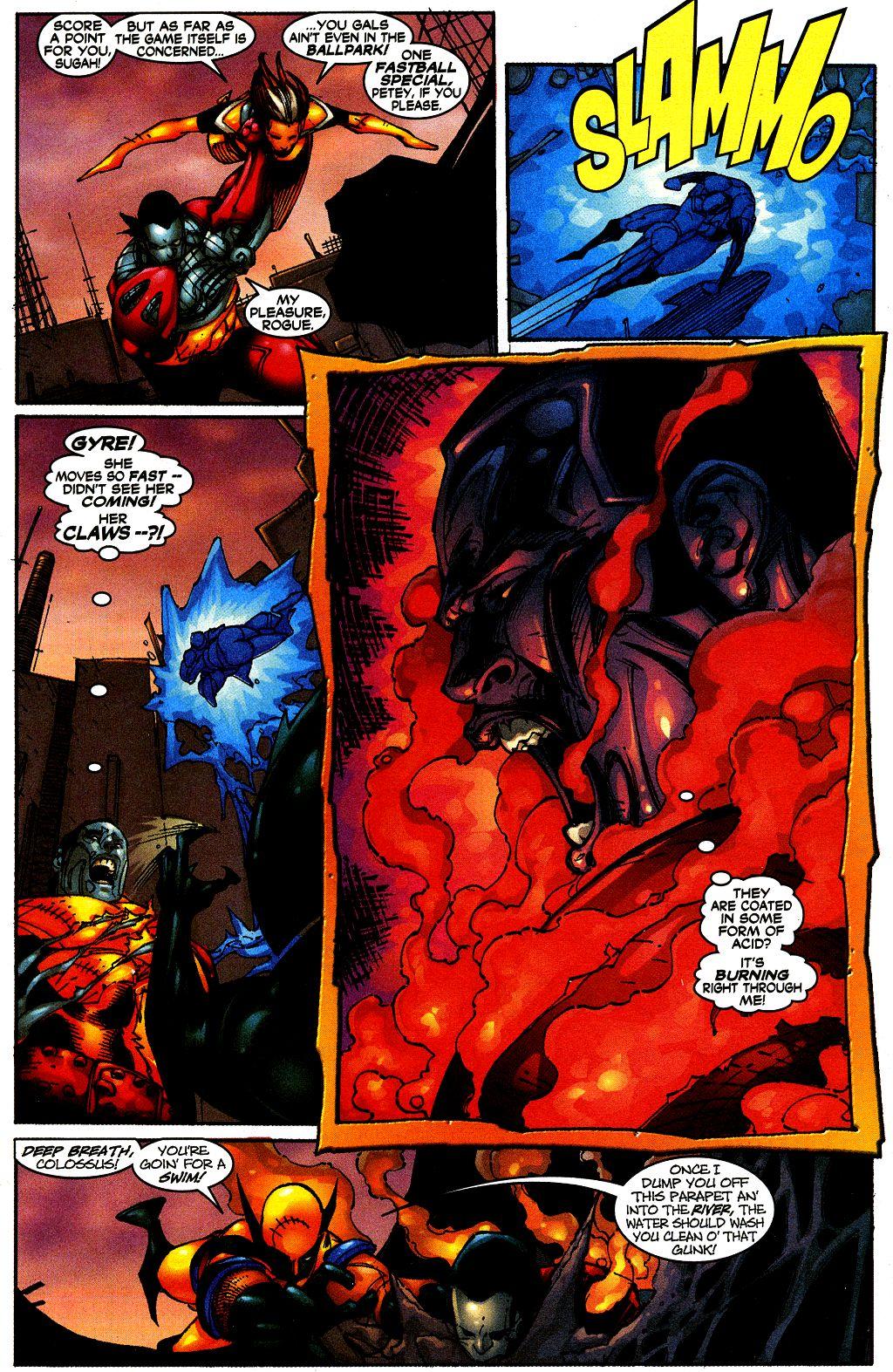 X-Men (1991) 105 Page 15