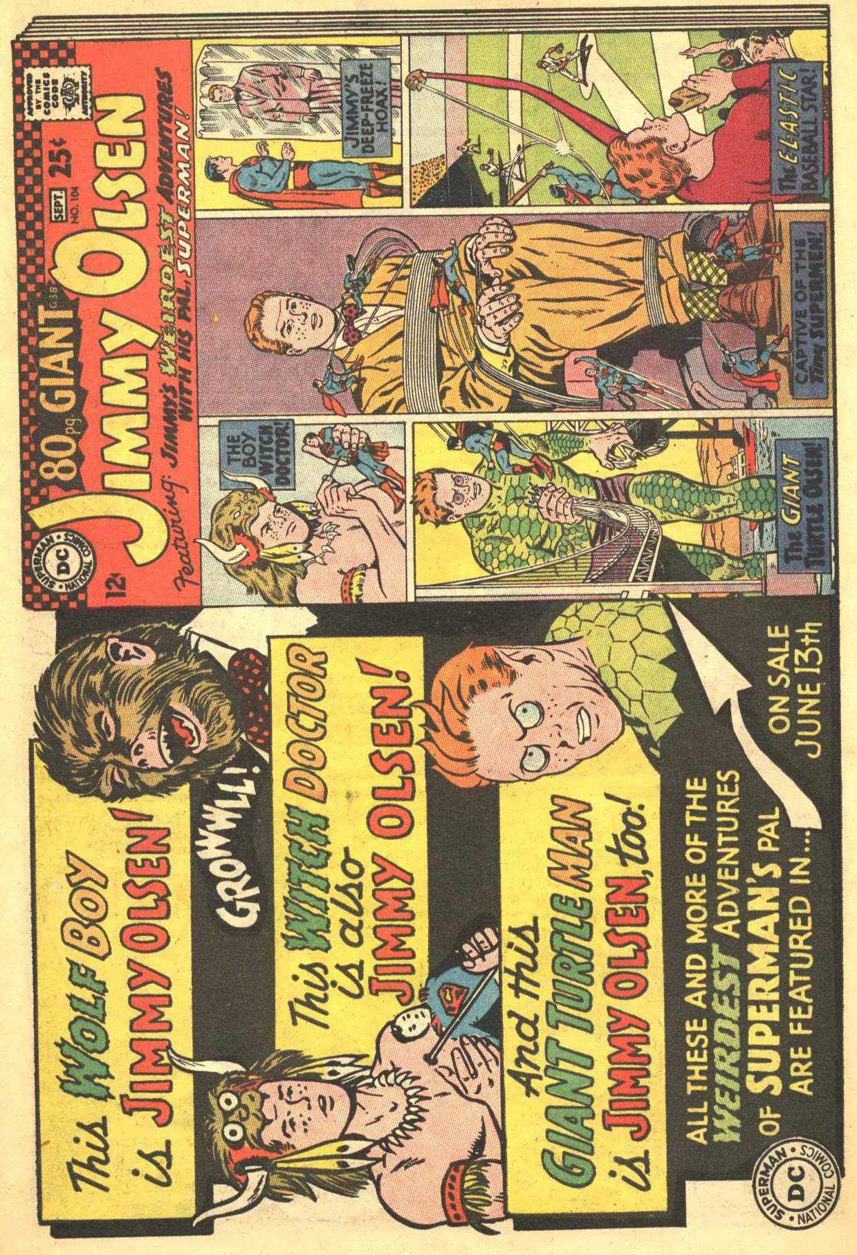 Read online Action Comics (1938) comic -  Issue #353 - 26