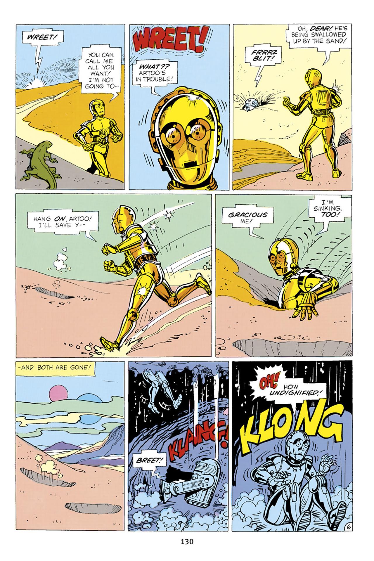 Read online Star Wars Omnibus comic -  Issue # Vol. 23 - 129