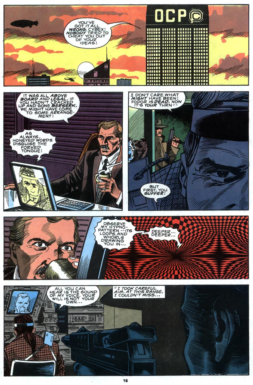 Read online Robocop (1990) comic -  Issue #4 - 13