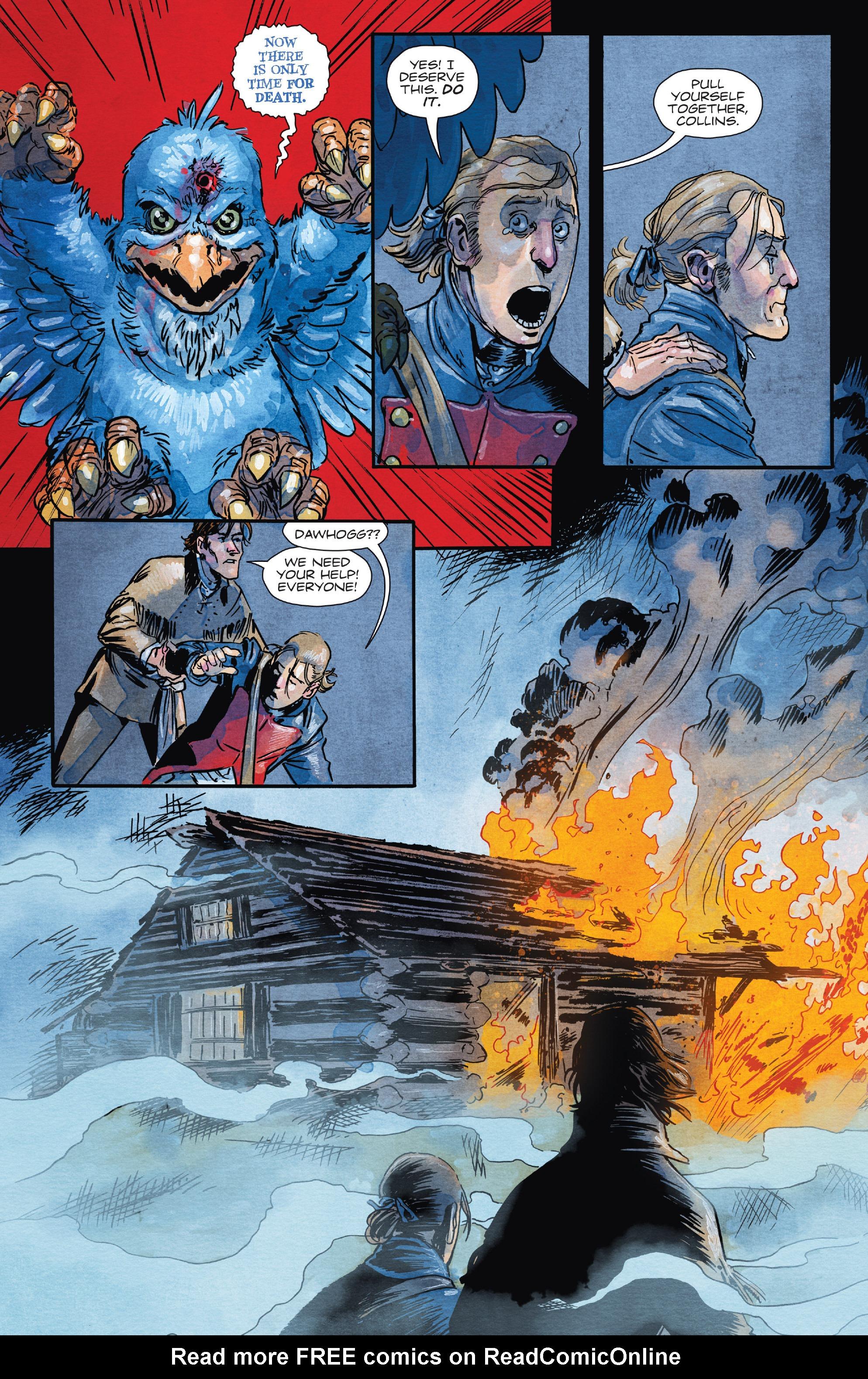 Read online Manifest Destiny comic -  Issue #28 - 20