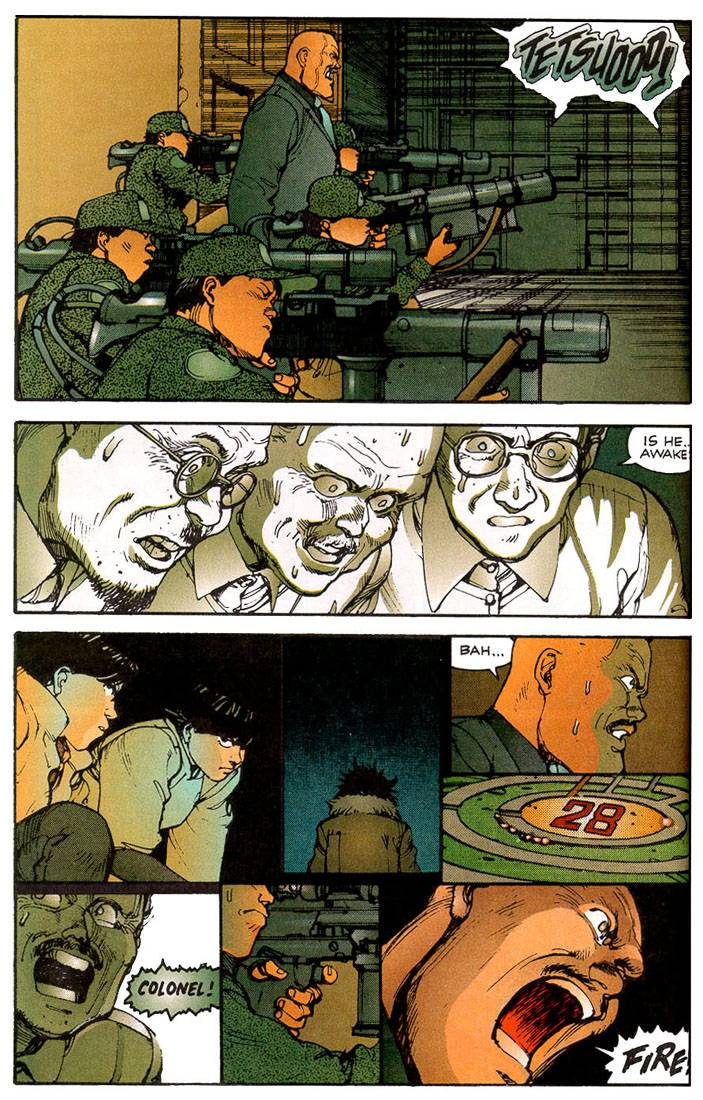 Read online Akira comic -  Issue #10 - 57