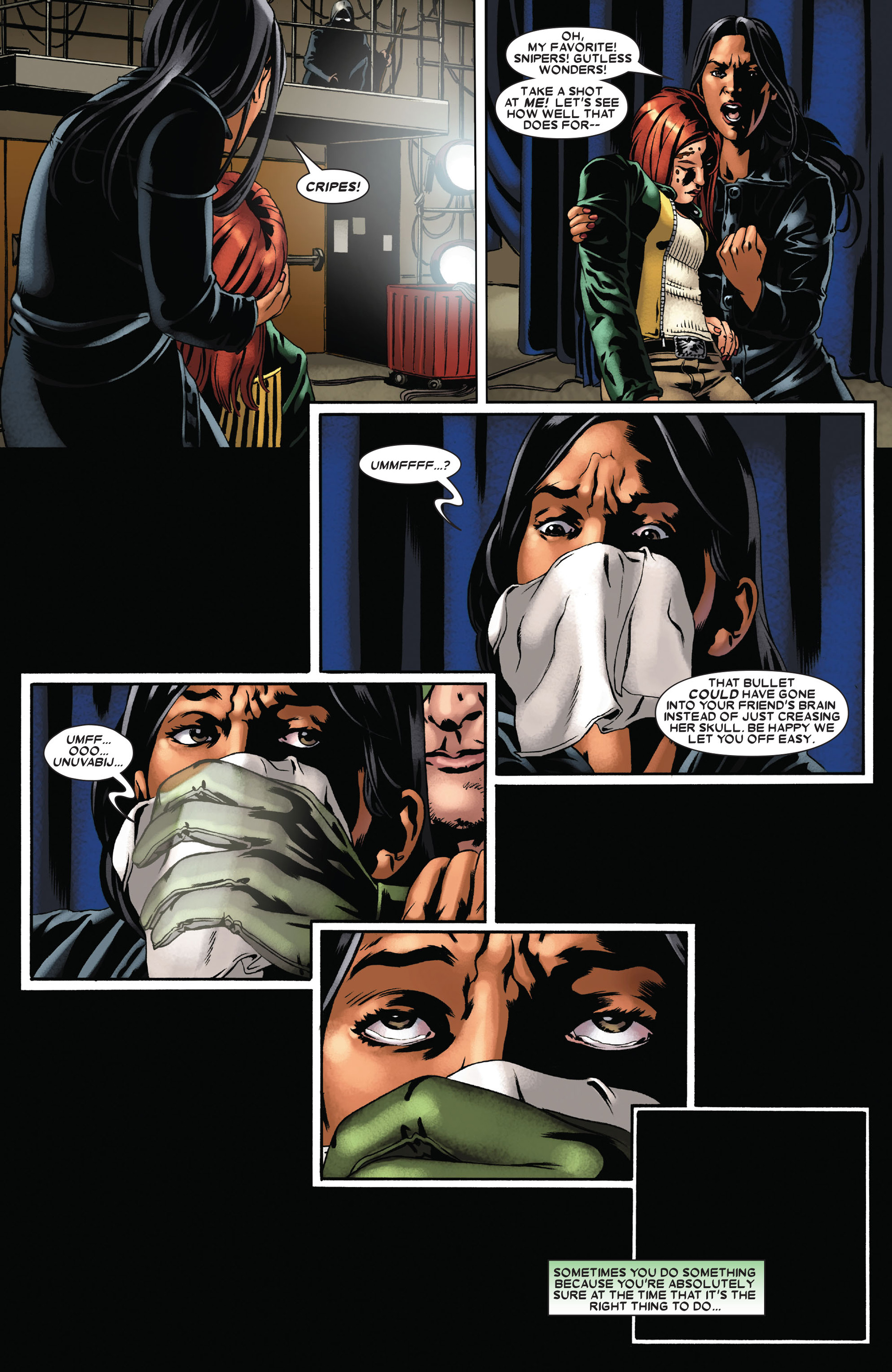 Read online X-Factor (2006) comic -  Issue #22 - 9