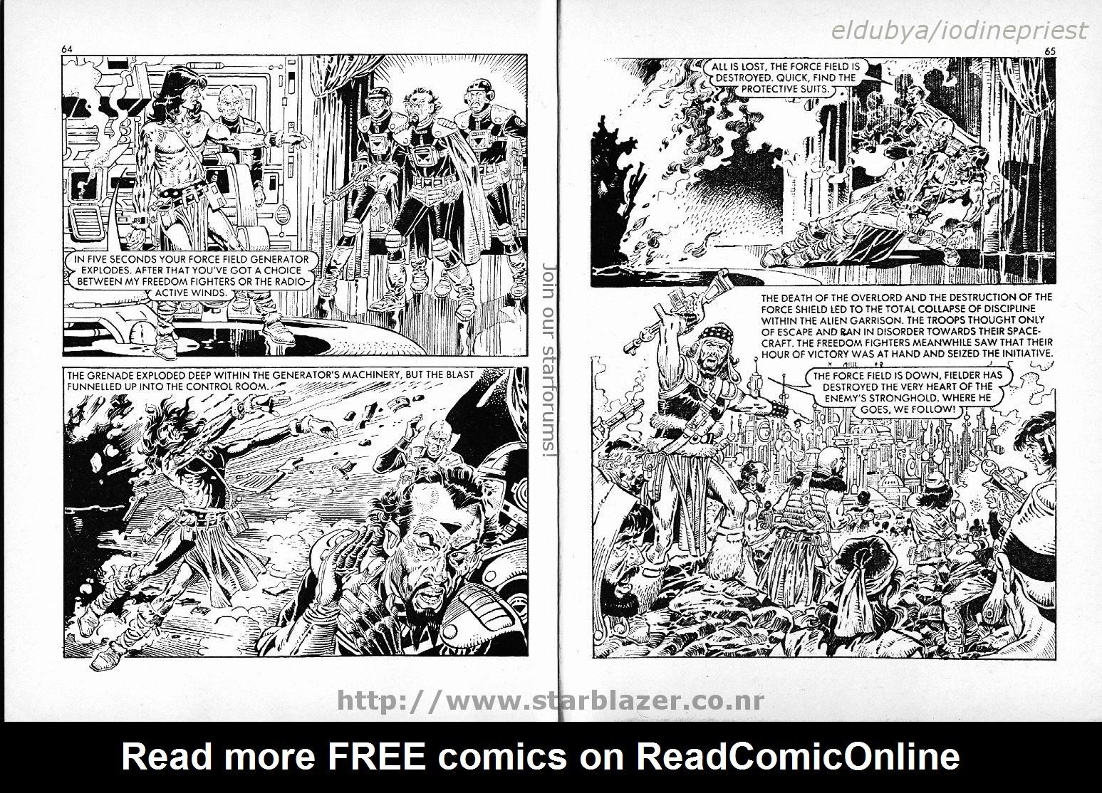 Starblazer issue 118 - Page 34