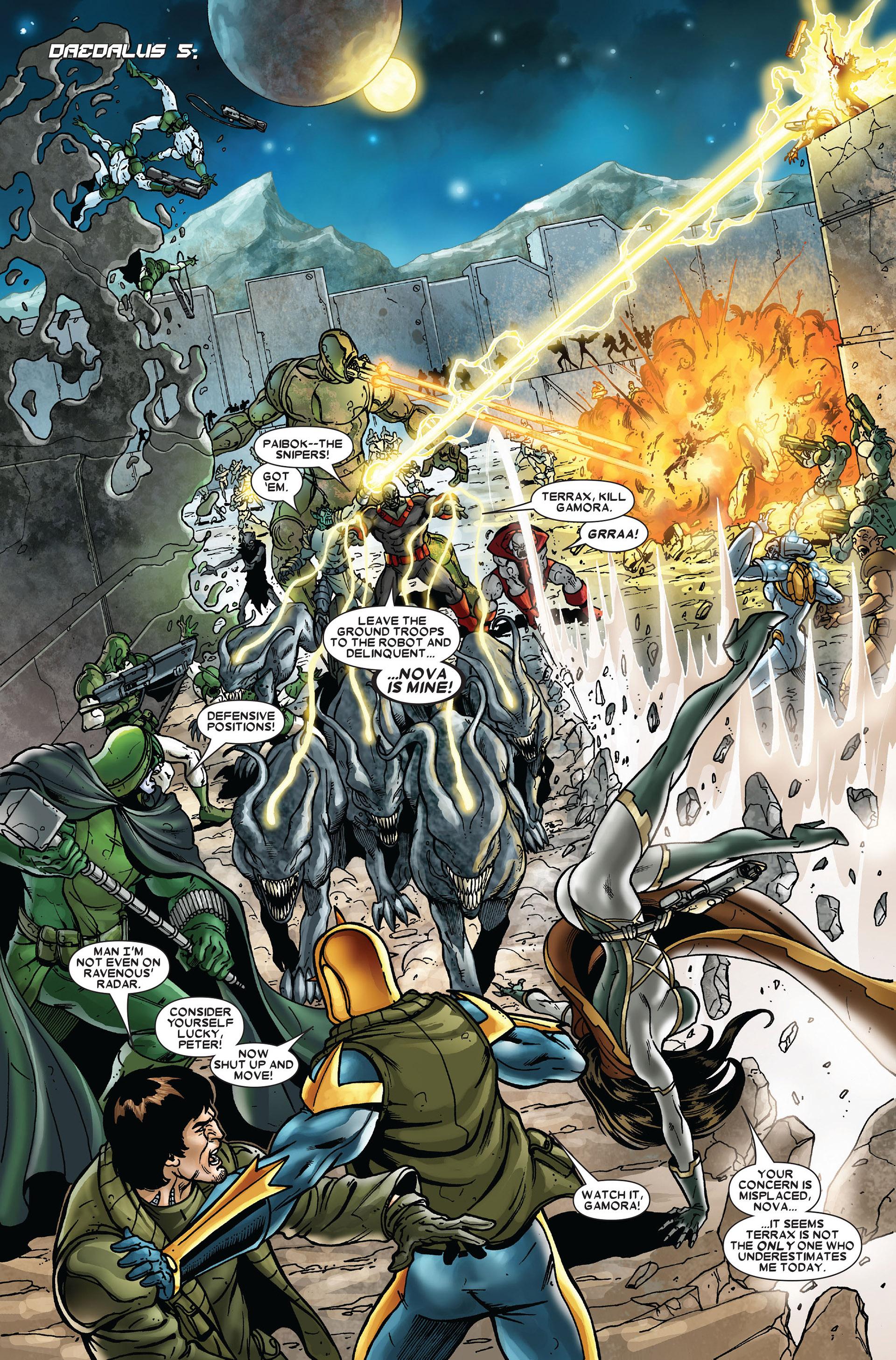 Read online Annihilation comic -  Issue #2 - 20
