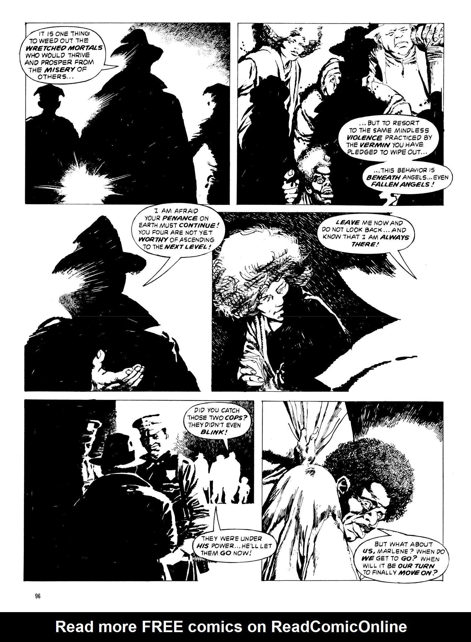 Read online Eerie Archives comic -  Issue # TPB 20 - 96