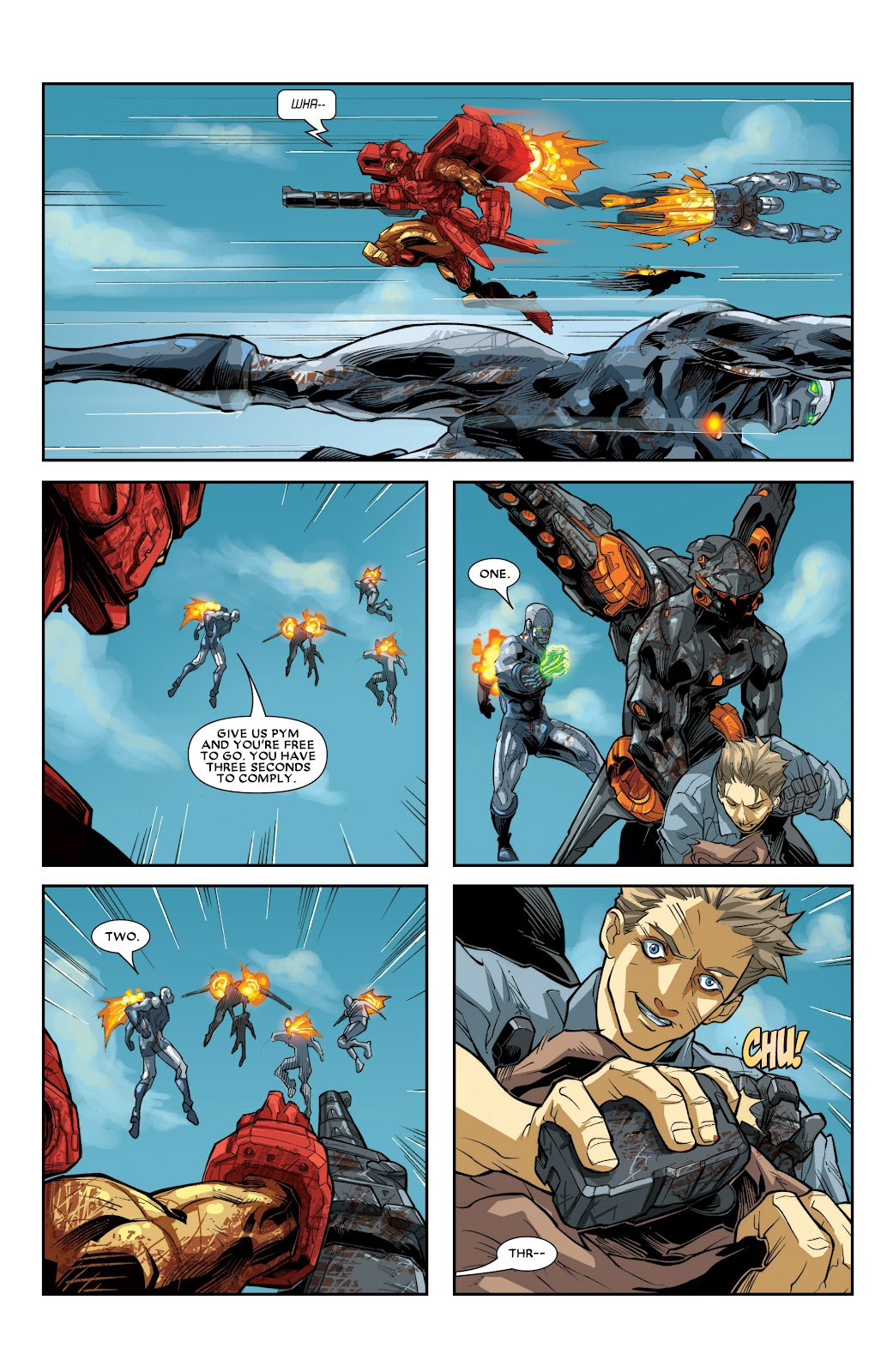 Iron Man: House of M Issue #2 #2 - English 21