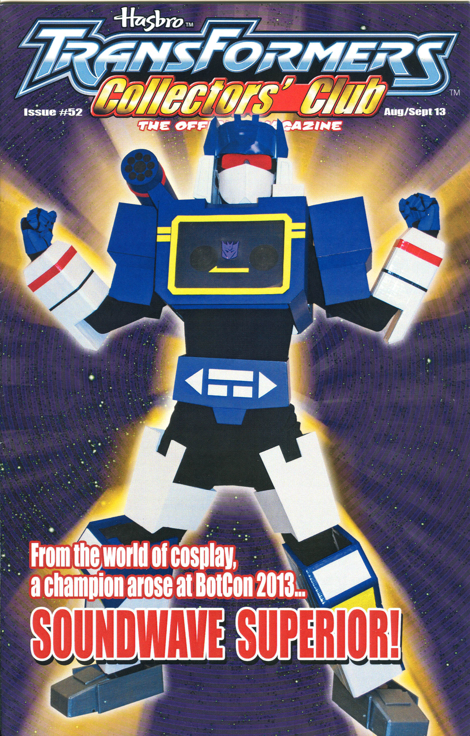 Read online Transformers: Collectors' Club comic -  Issue #52 - 1