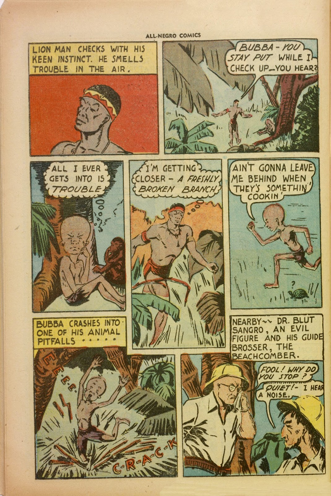 All-Negro Comics issue Full - Page 33