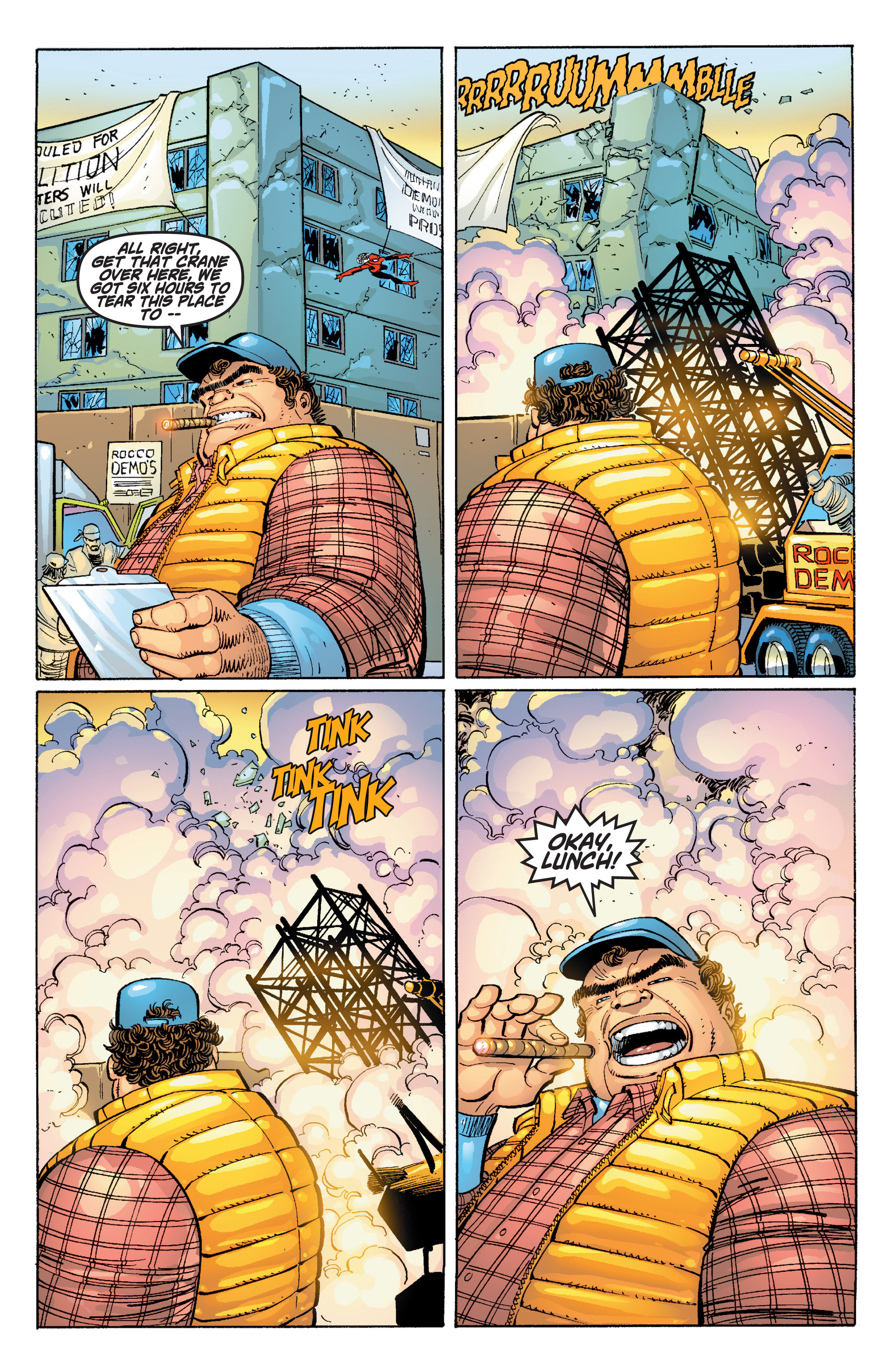 The Amazing Spider-Man (1999) 30 Page 7
