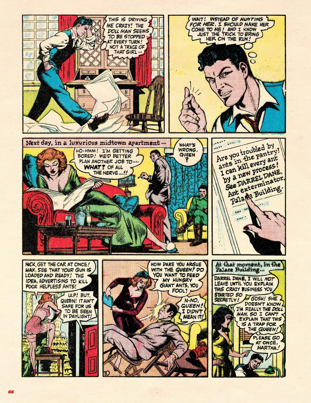 Read online Super Weird Heroes comic -  Issue # TPB 2 (Part 1) - 66