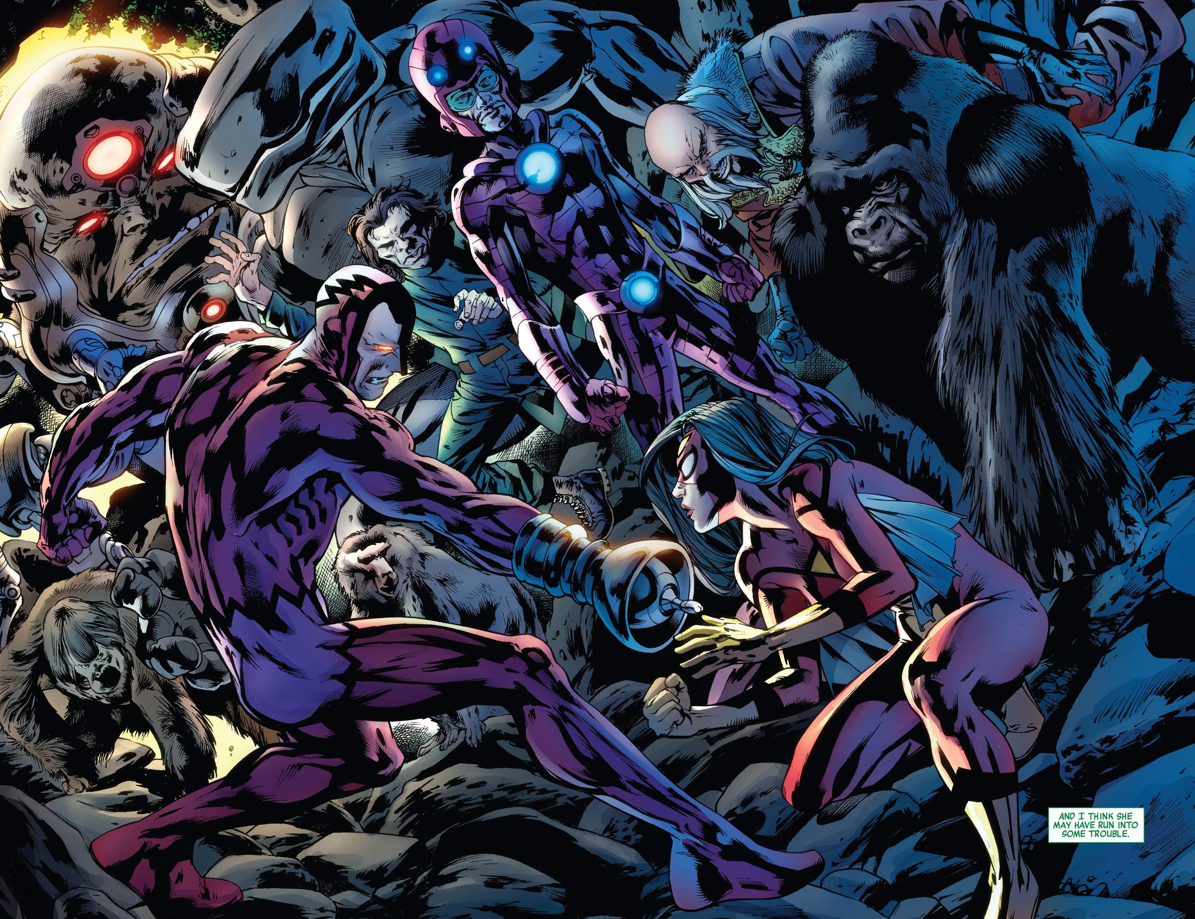 Read online Avengers (2010) comic -  Issue #12.1 - 5
