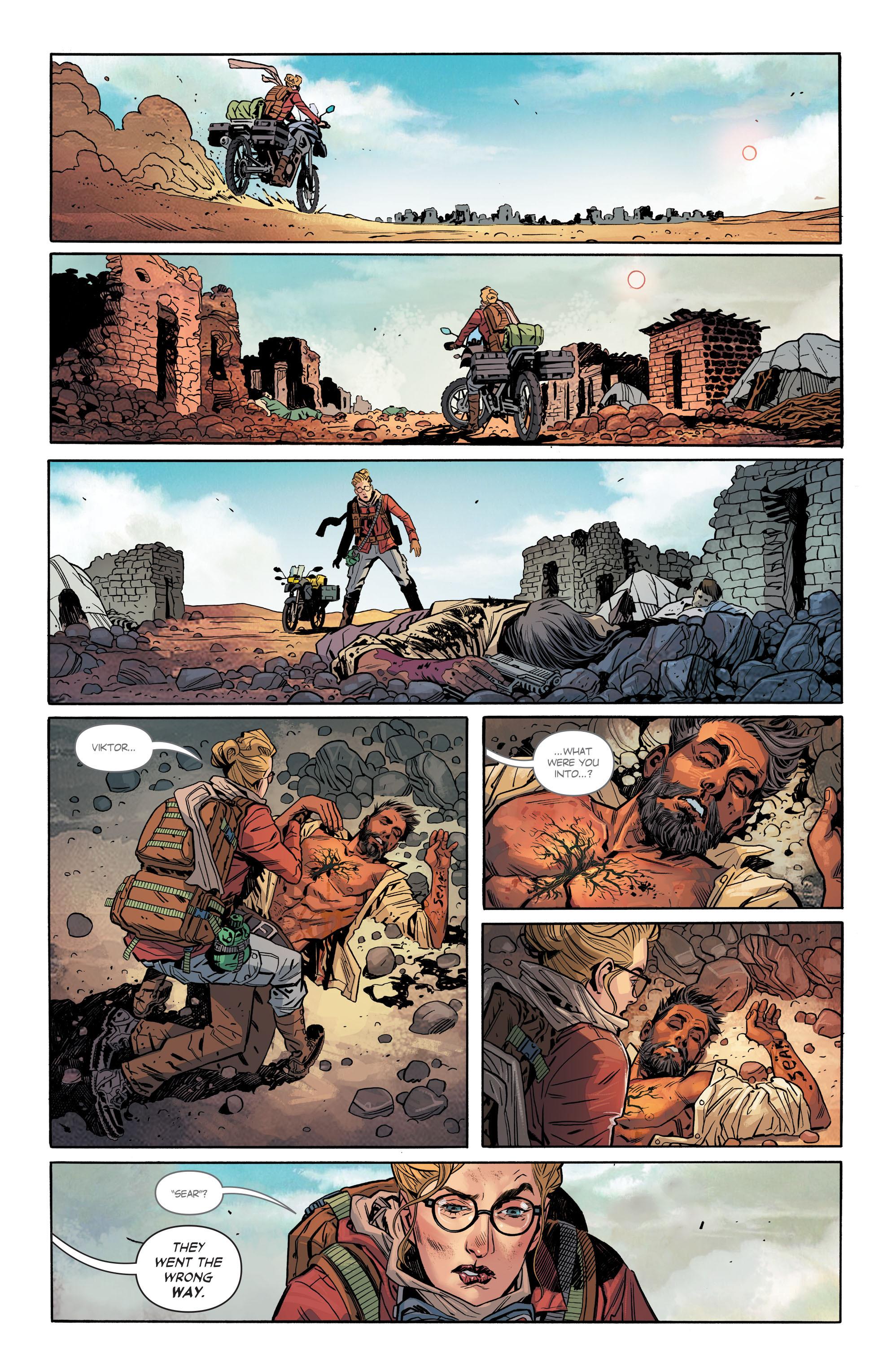 Read online Wonder Woman (2016) comic -  Issue #8 - 18