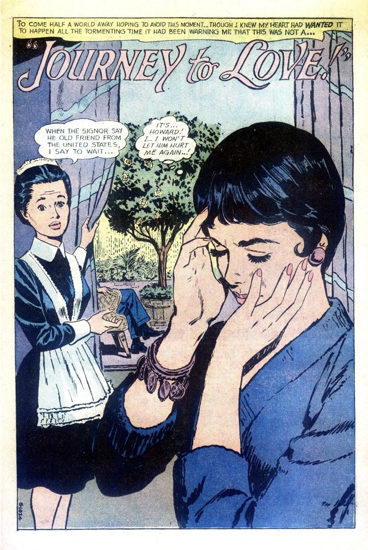 Read online Secret Hearts comic -  Issue #148 - 15