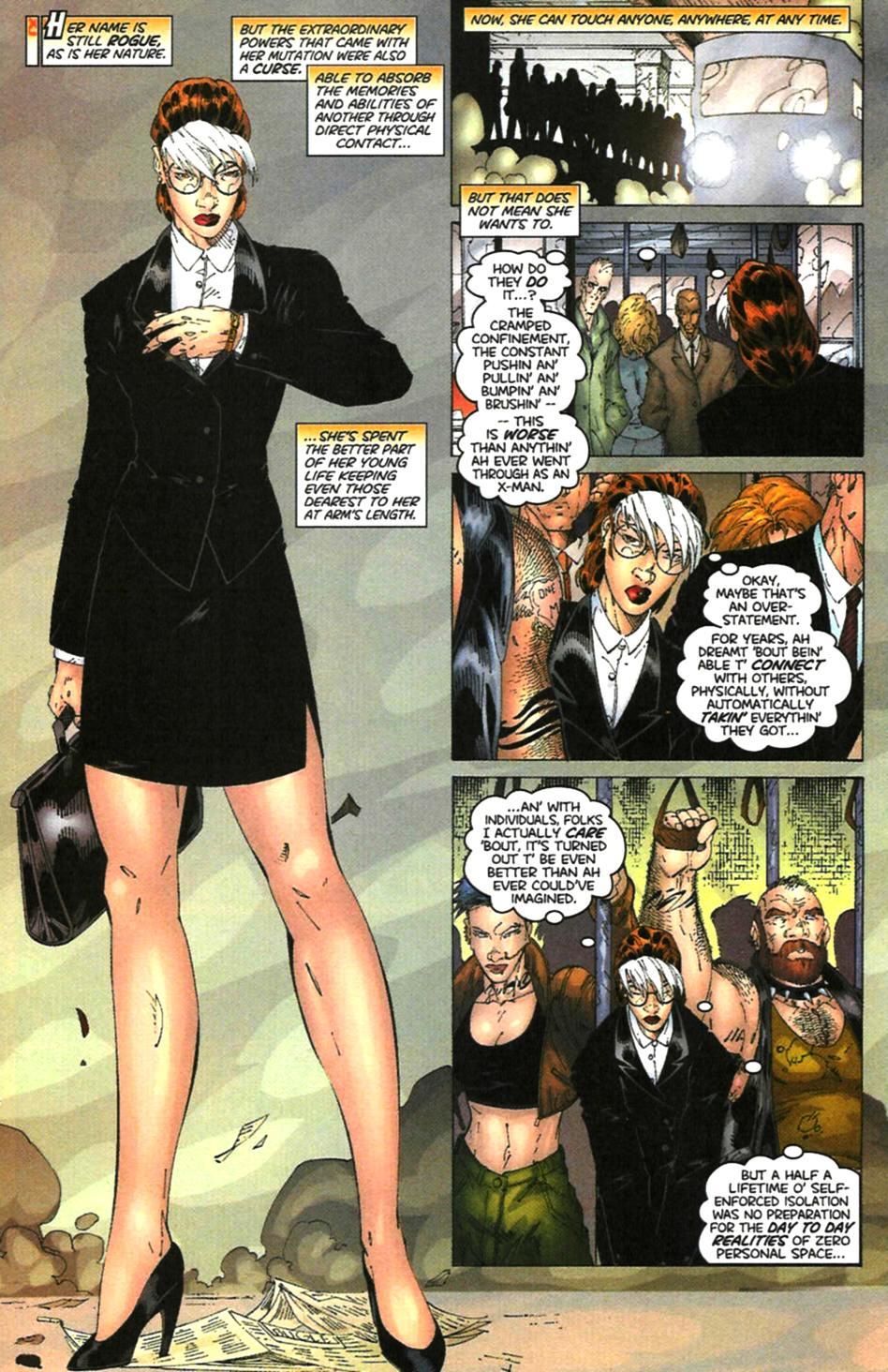 X-Men (1991) 99 Page 12