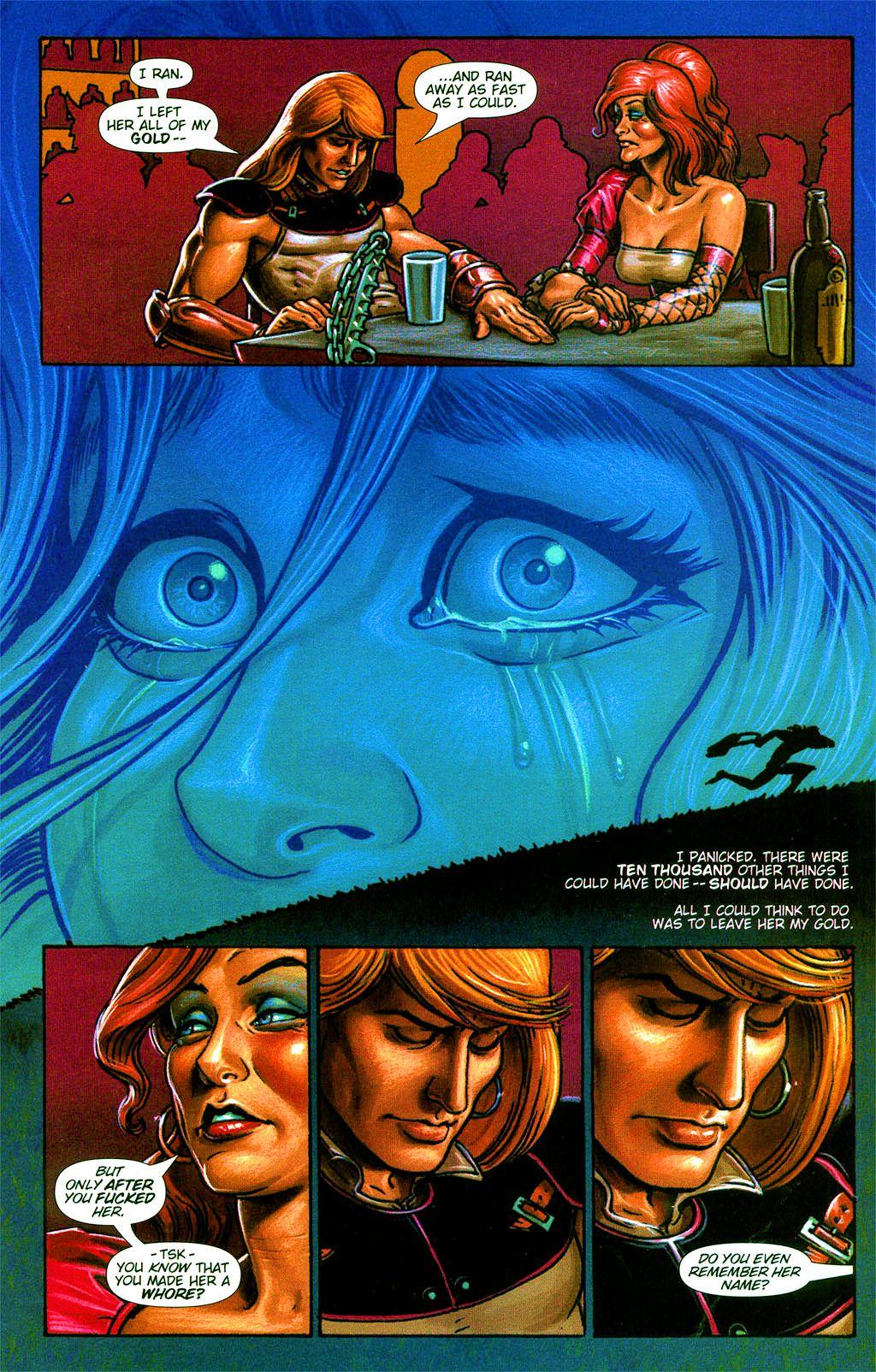 Read online Dawn: Three Tiers comic -  Issue #2 - 21