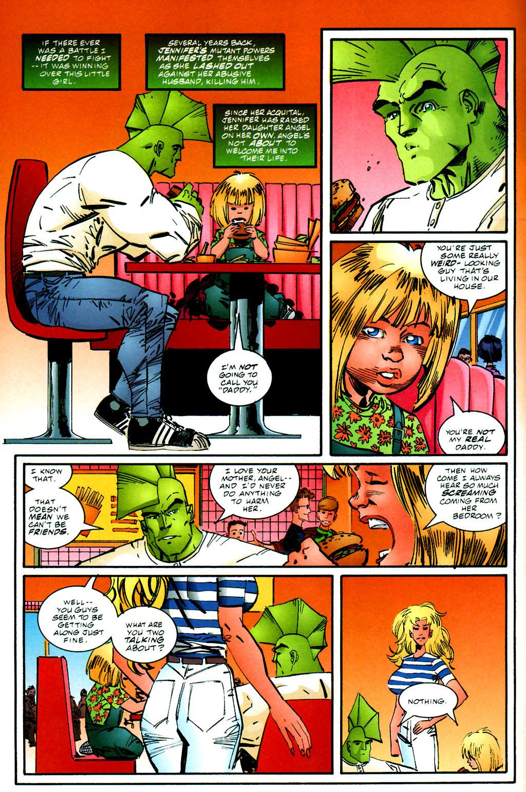 The Savage Dragon (1993) Issue #59 #62 - English 14