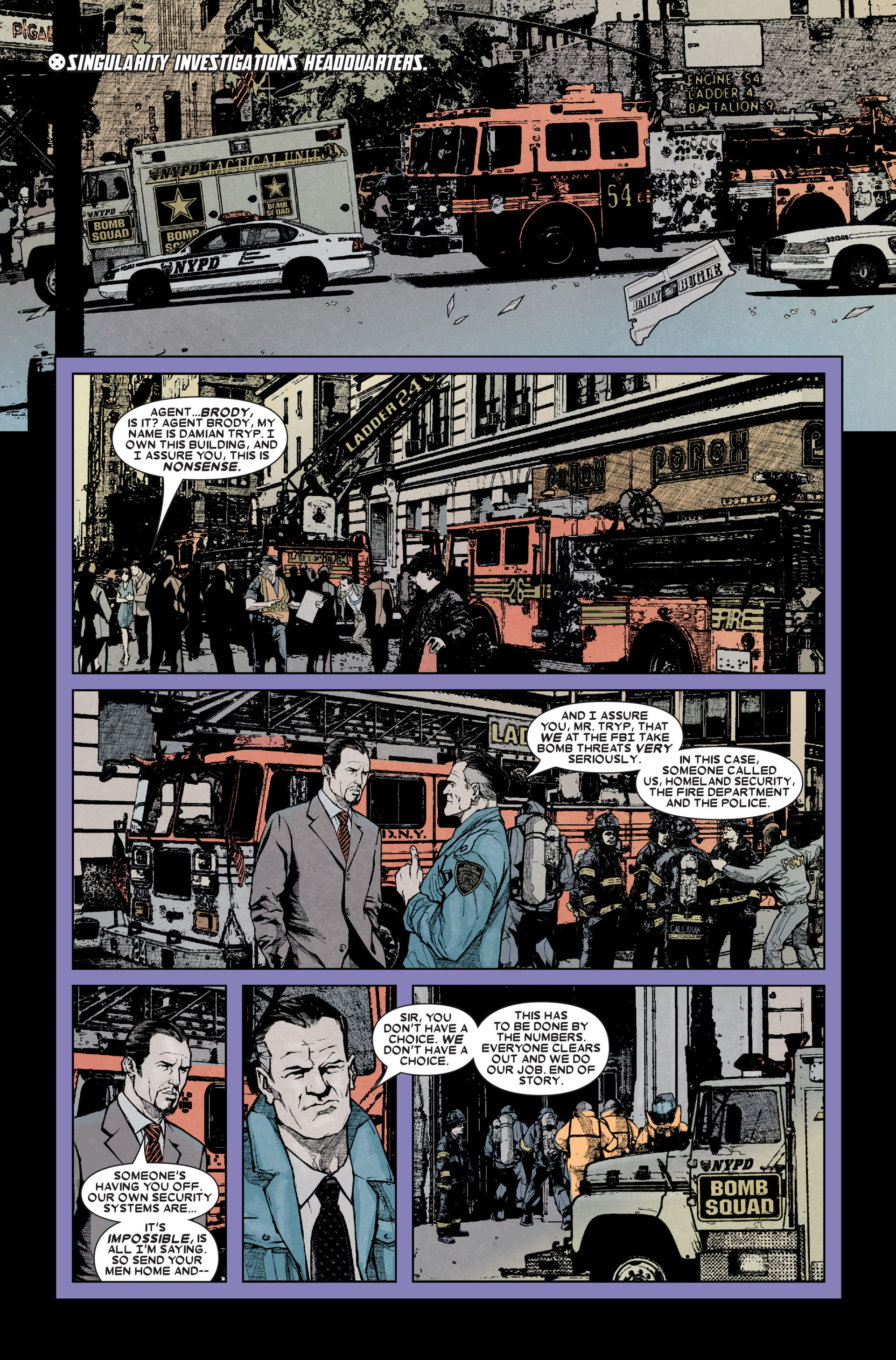 Read online X-Factor (2006) comic -  Issue #11 - 20