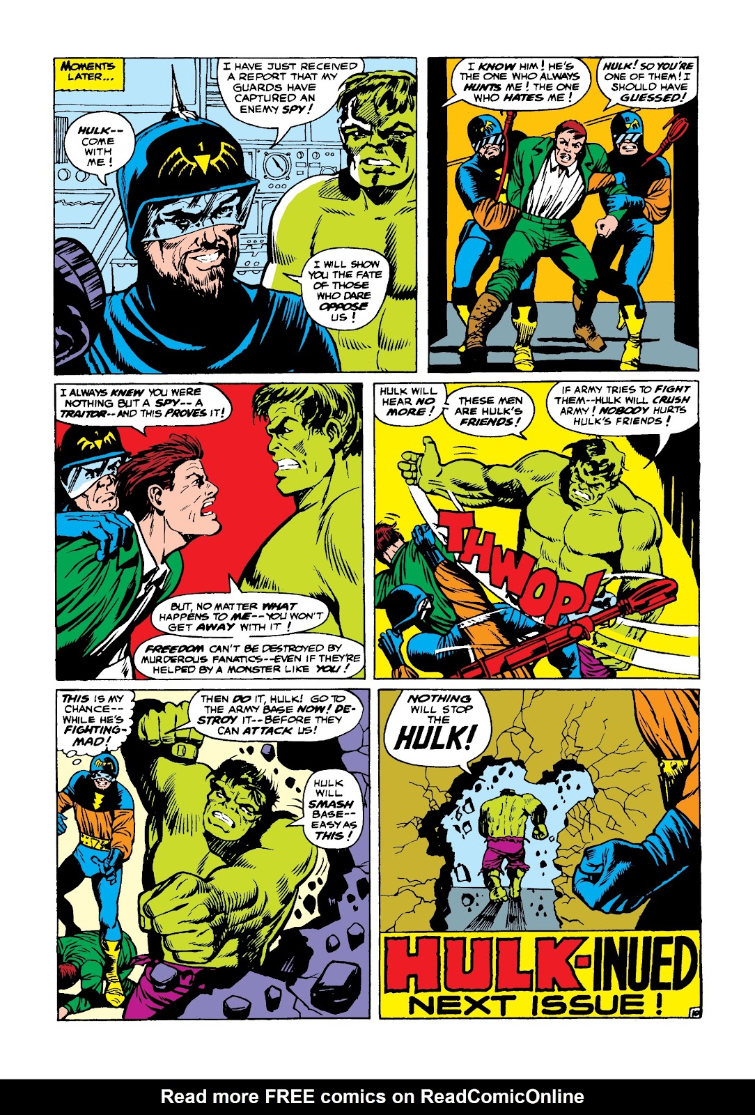 Read online Marvel Masterworks: The Incredible Hulk comic -  Issue # TPB 3 (Part 3) - 4