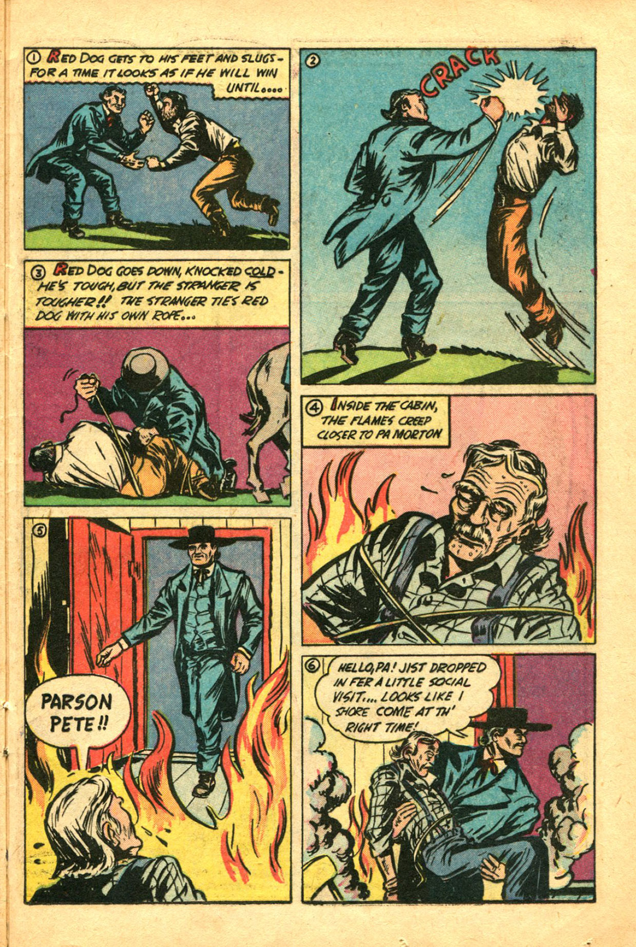 Read online Shadow Comics comic -  Issue #78 - 37