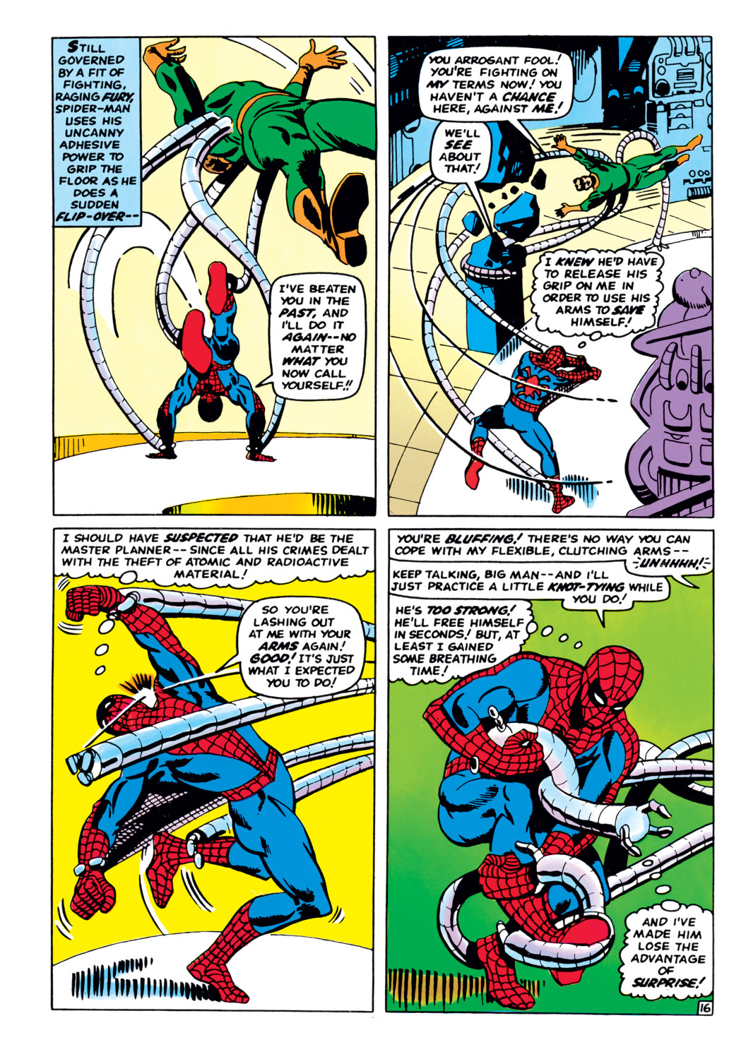 The Amazing Spider-Man (1963) 32 Page 16