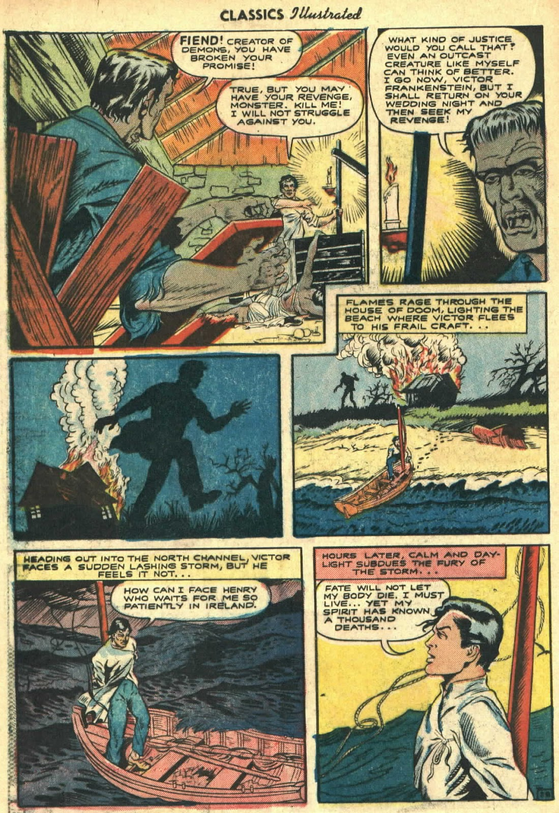 Classics Illustrated issue 26 - Page 30