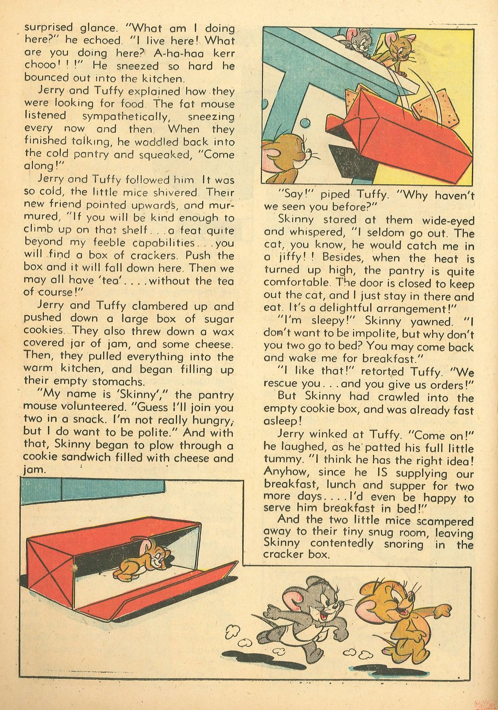 Our Gang with Tom & Jerry issue 59 - Page 24