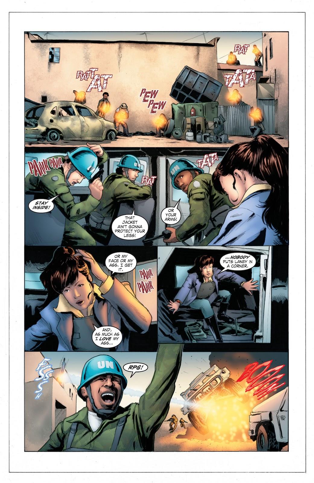 Read online Smallville Season 11 [II] comic -  Issue # TPB 4 - 109