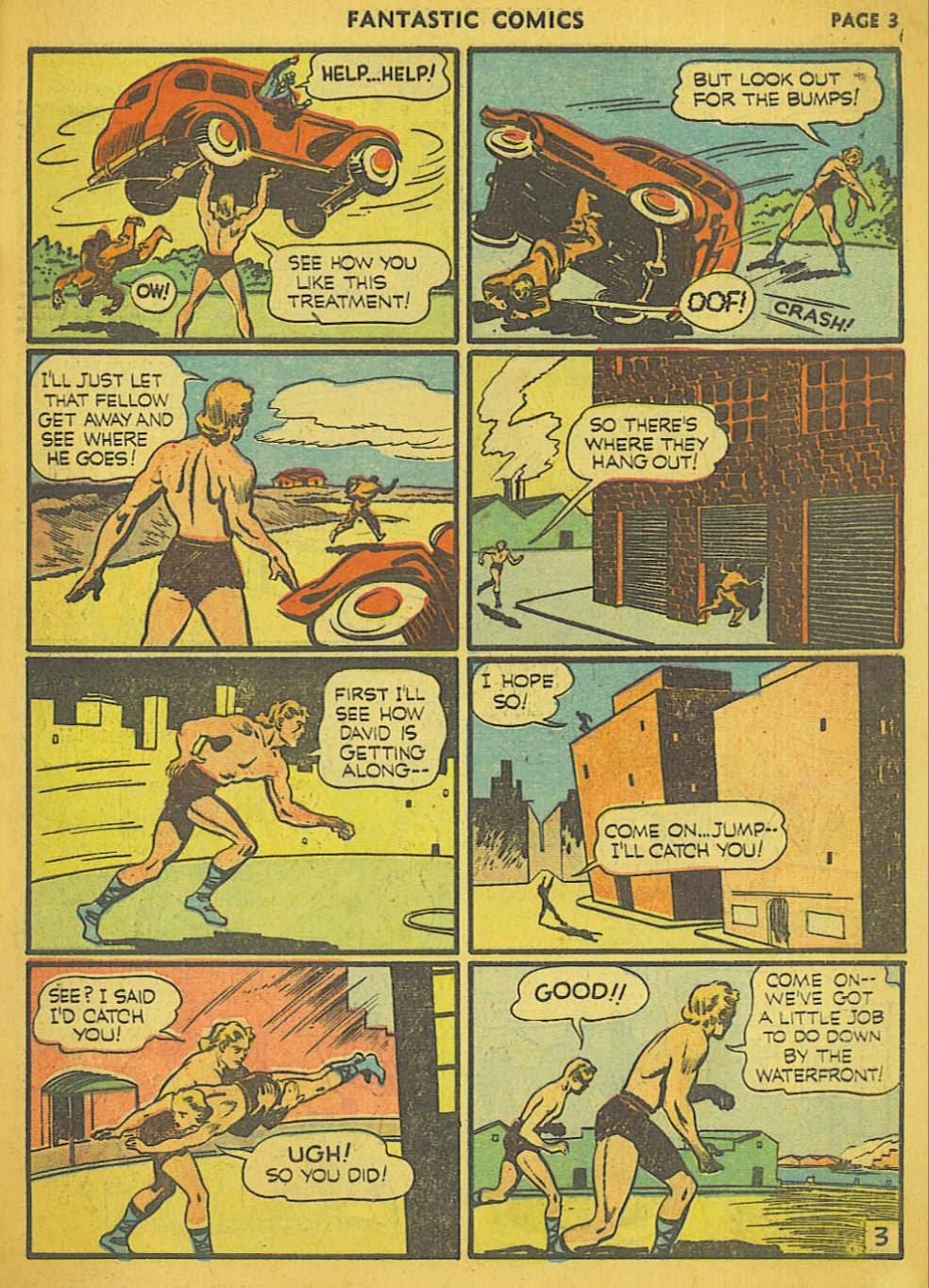 Read online Fantastic Comics comic -  Issue #15 - 24