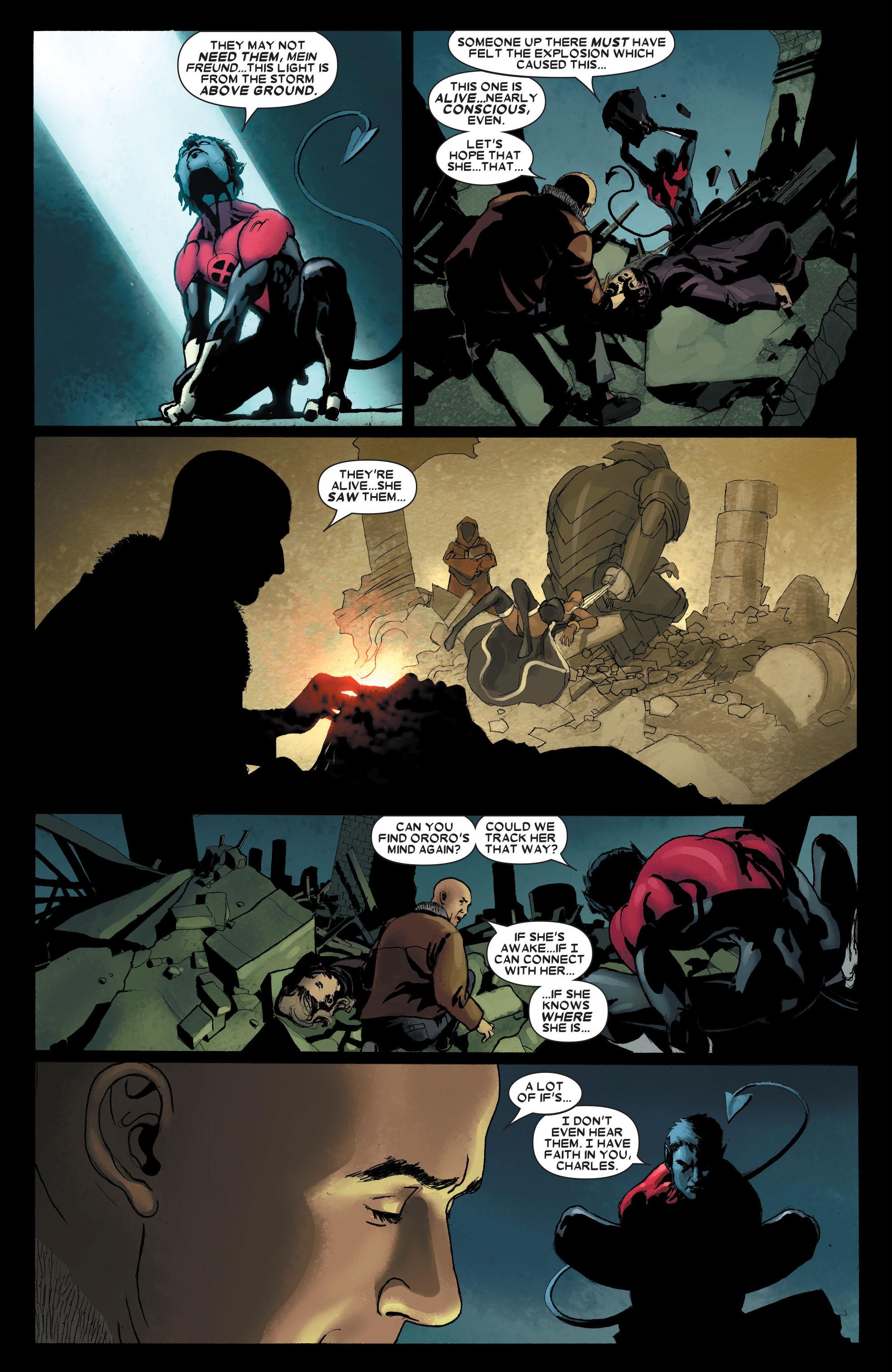 Read online Uncanny X-Men (1963) comic -  Issue #491 - 7