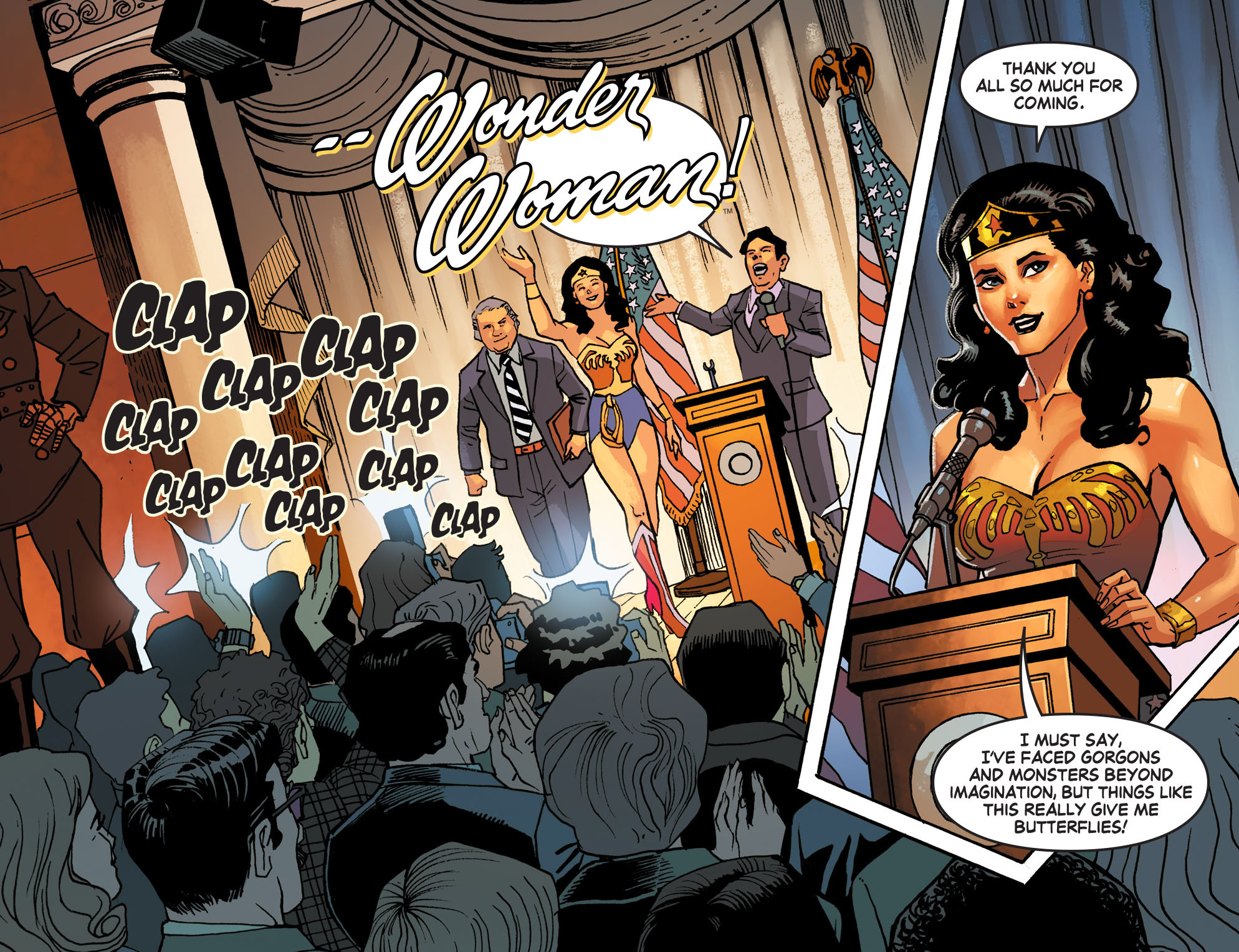 Read online Wonder Woman '77 [I] comic -  Issue #8 - 5