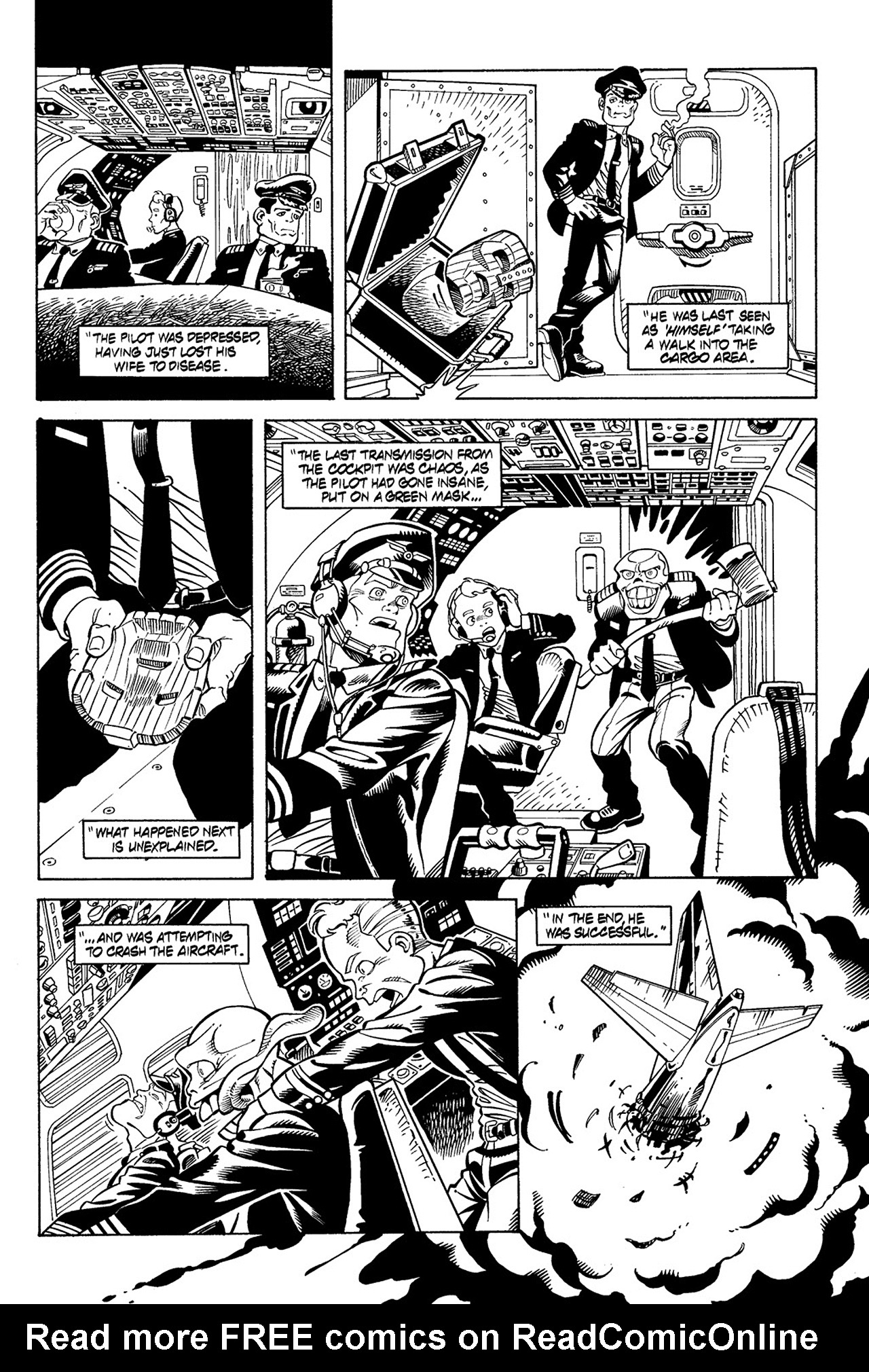 Read online Adventures Of The Mask Omnibus comic -  Issue #Adventures Of The Mask Omnibus Full - 387