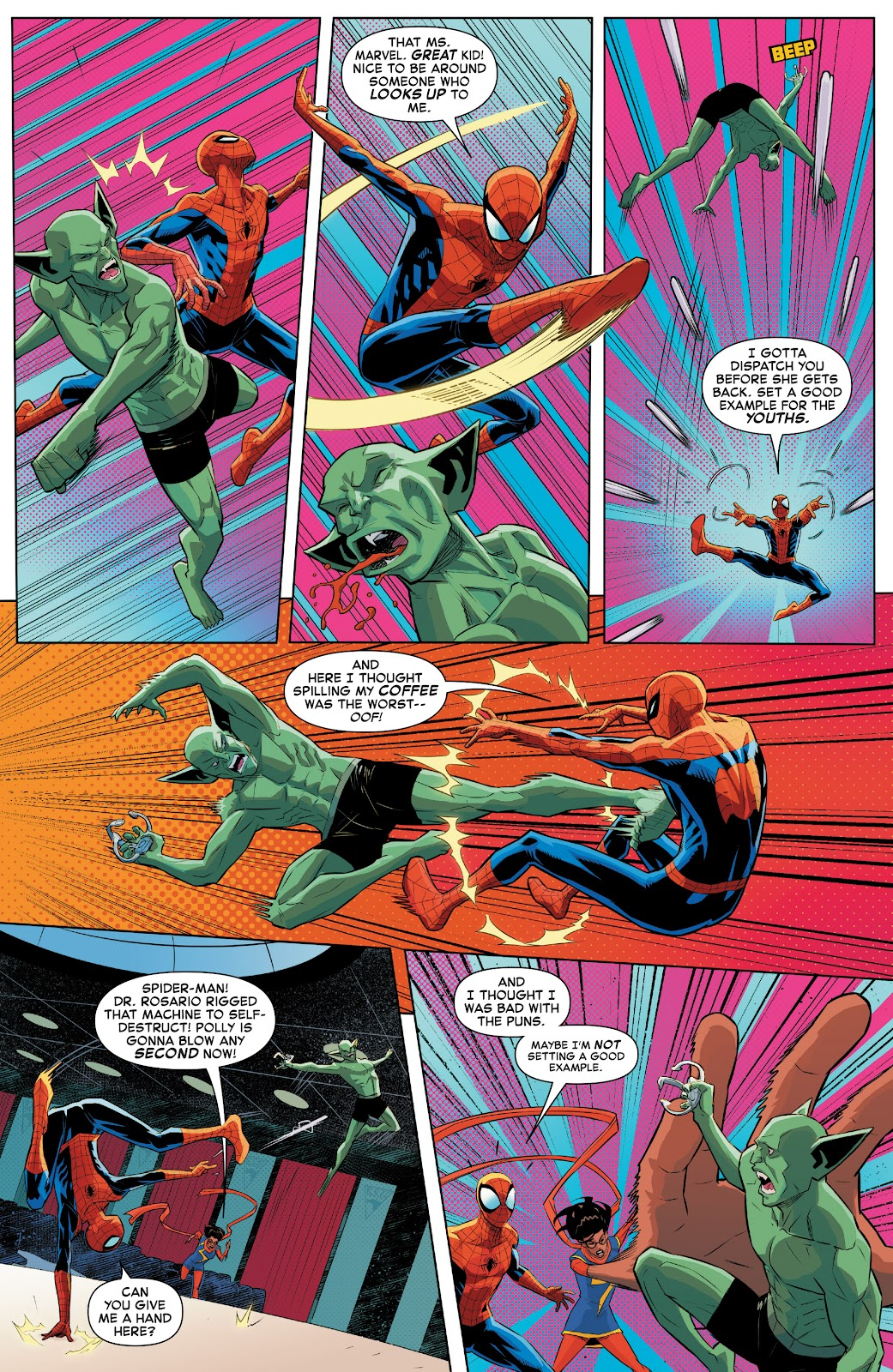 Marvel Team-Up (2019) 1 Page 9