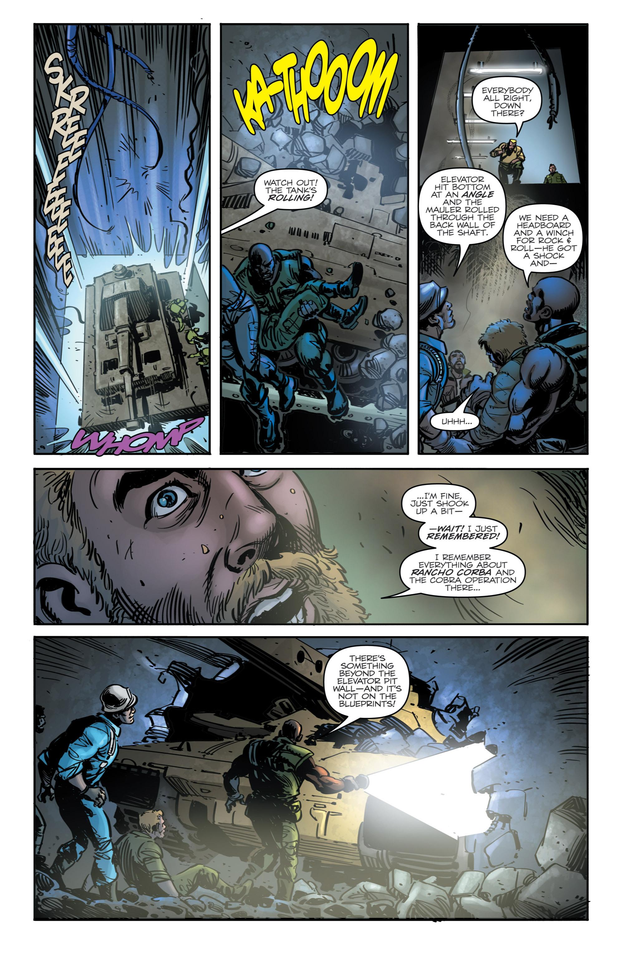 G.I. Joe: A Real American Hero 192 Page 17