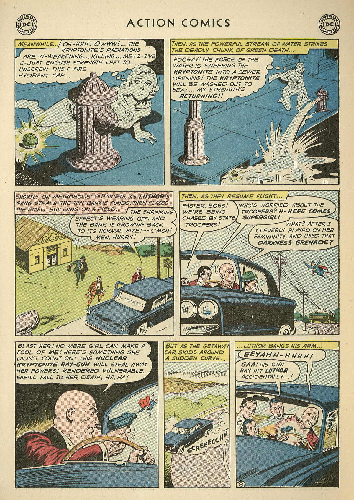 Read online Action Comics (1938) comic -  Issue #286 - 27