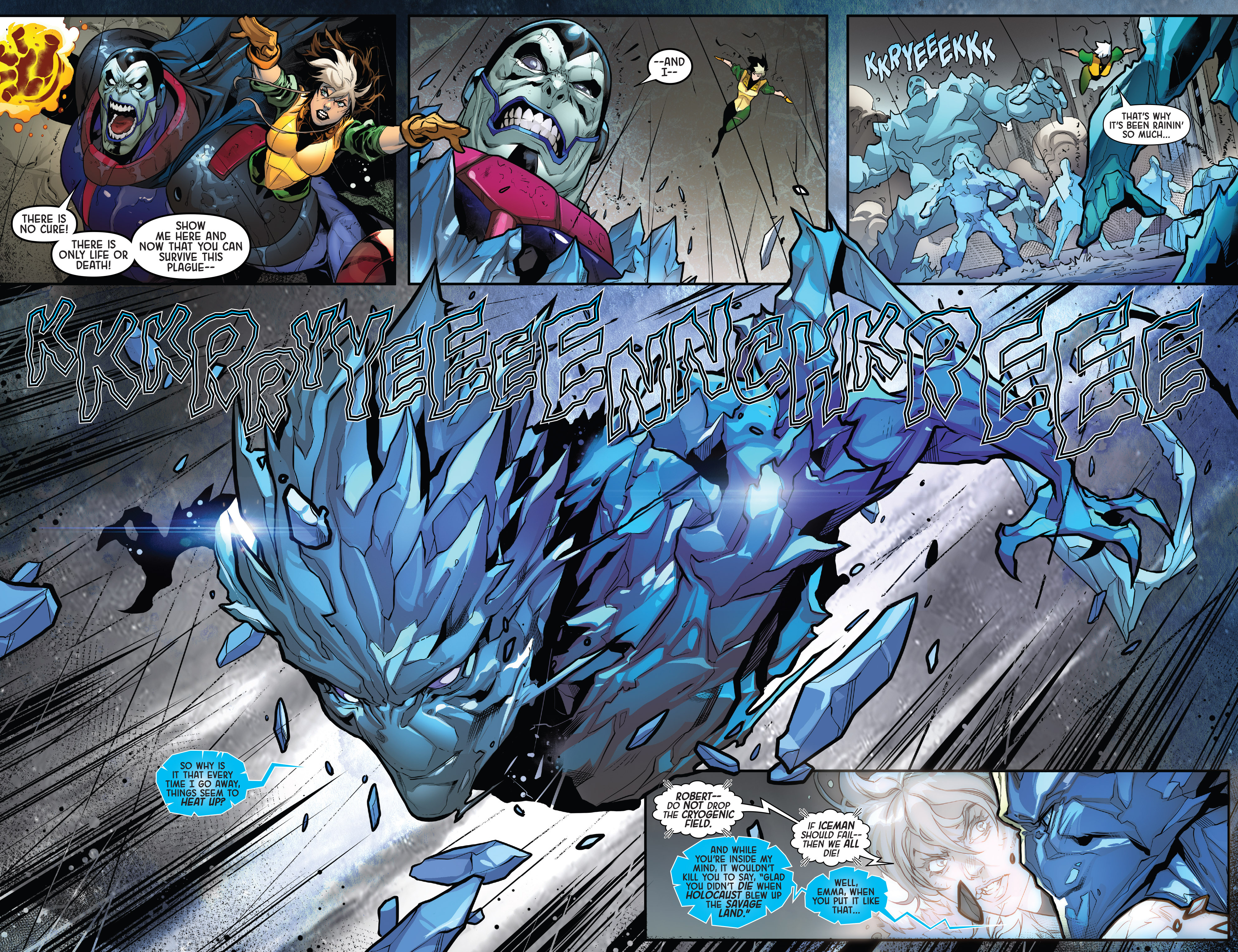 Read online Age of Apocalypse (2015) comic -  Issue #4 - 6