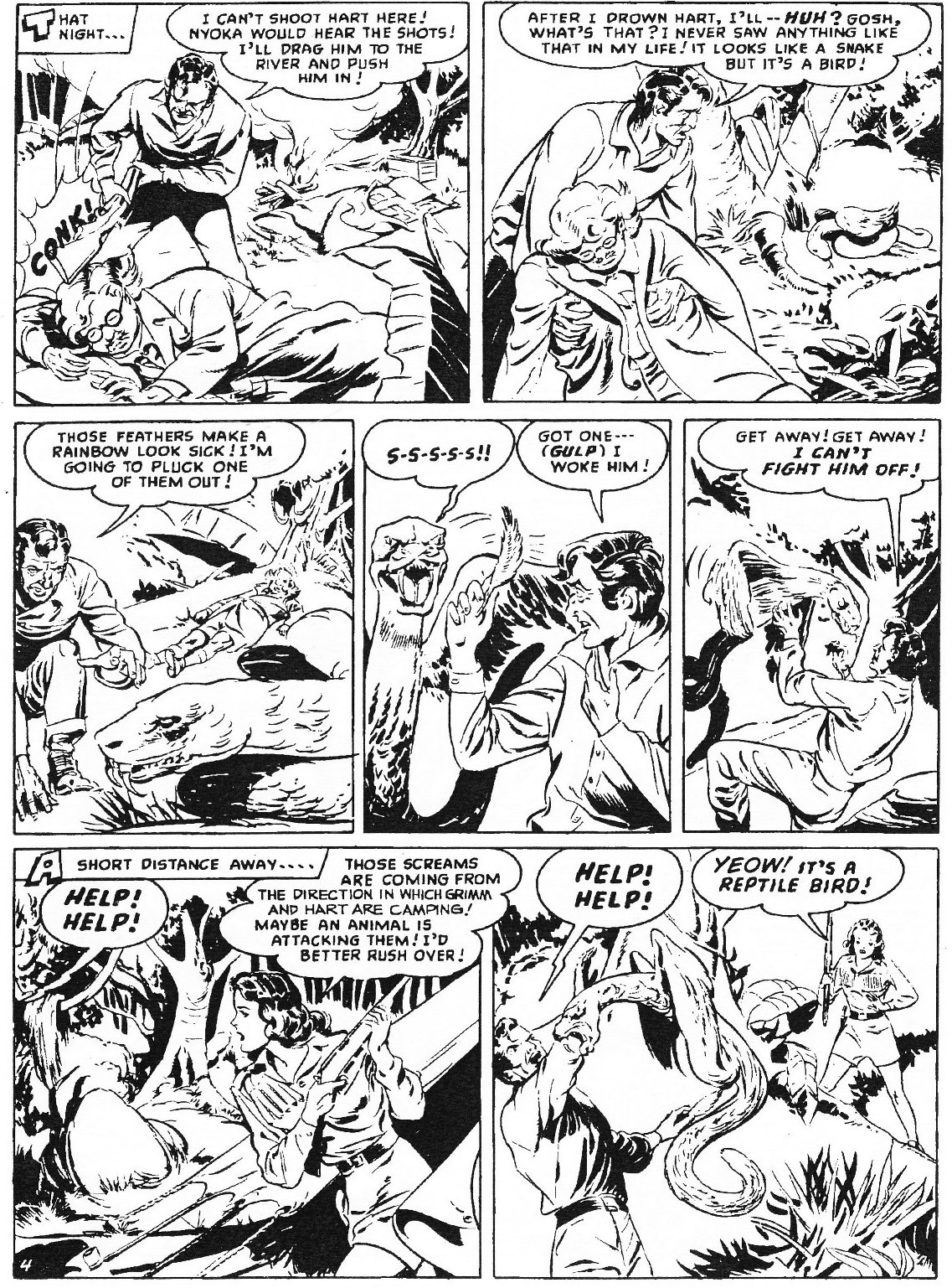 Read online Men of Mystery Comics comic -  Issue #82 - 117